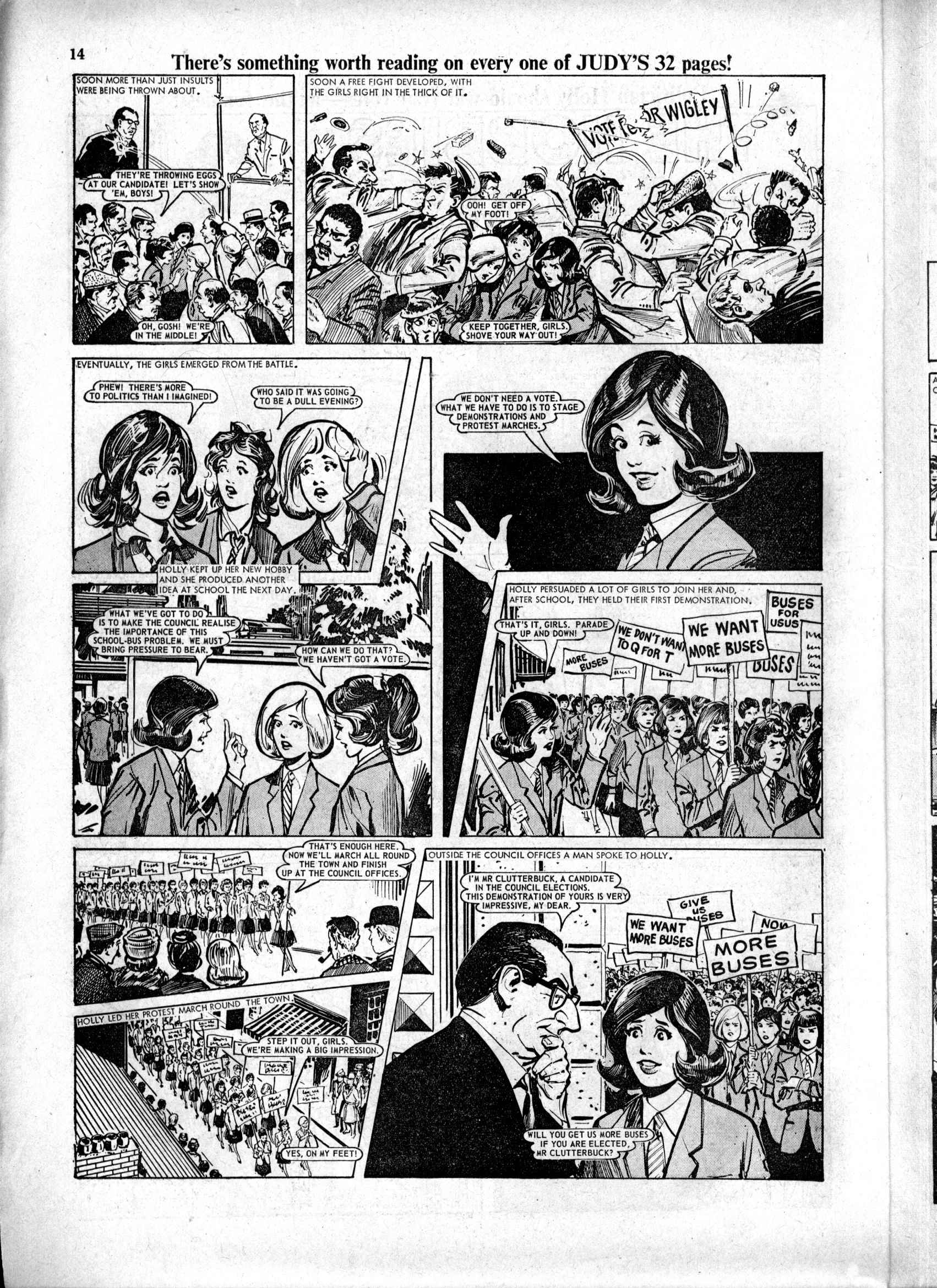 Read online Judy comic -  Issue #223 - 14