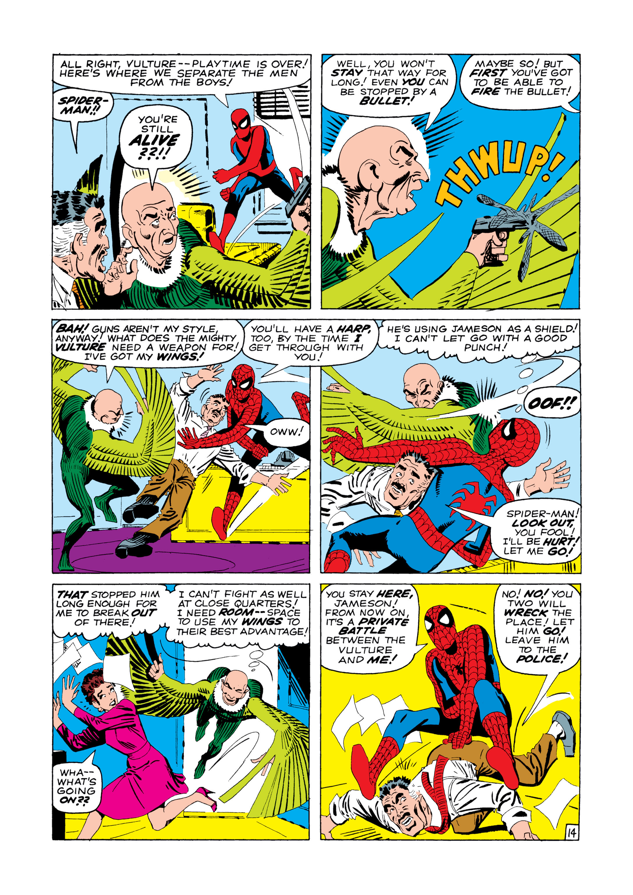 The Amazing Spider-Man (1963) 7 Page 14