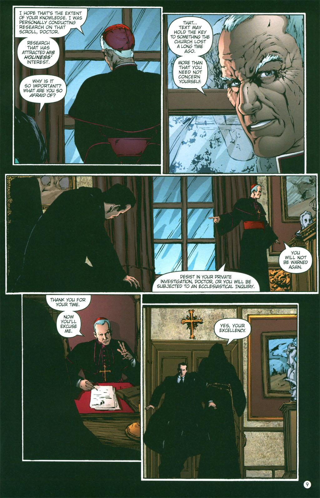 Read online Rex Mundi comic -  Issue #3 - 11