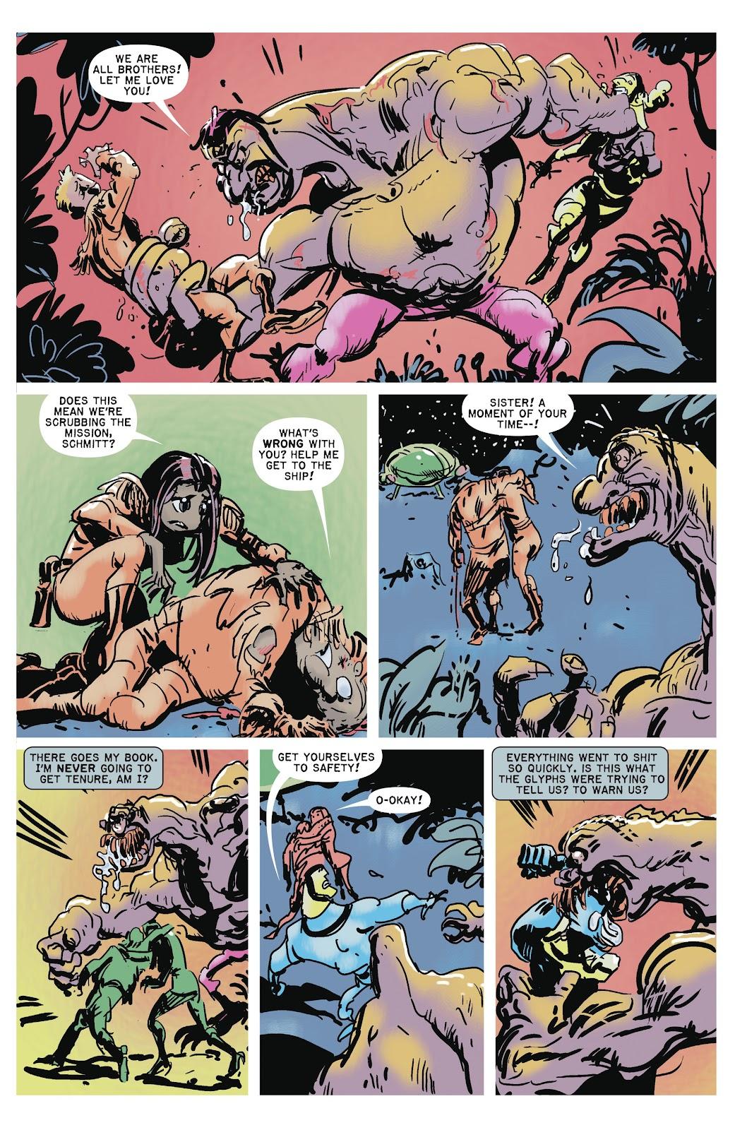 Read online Strange Adventures (2014) comic -  Issue # TPB (Part 2) - 42