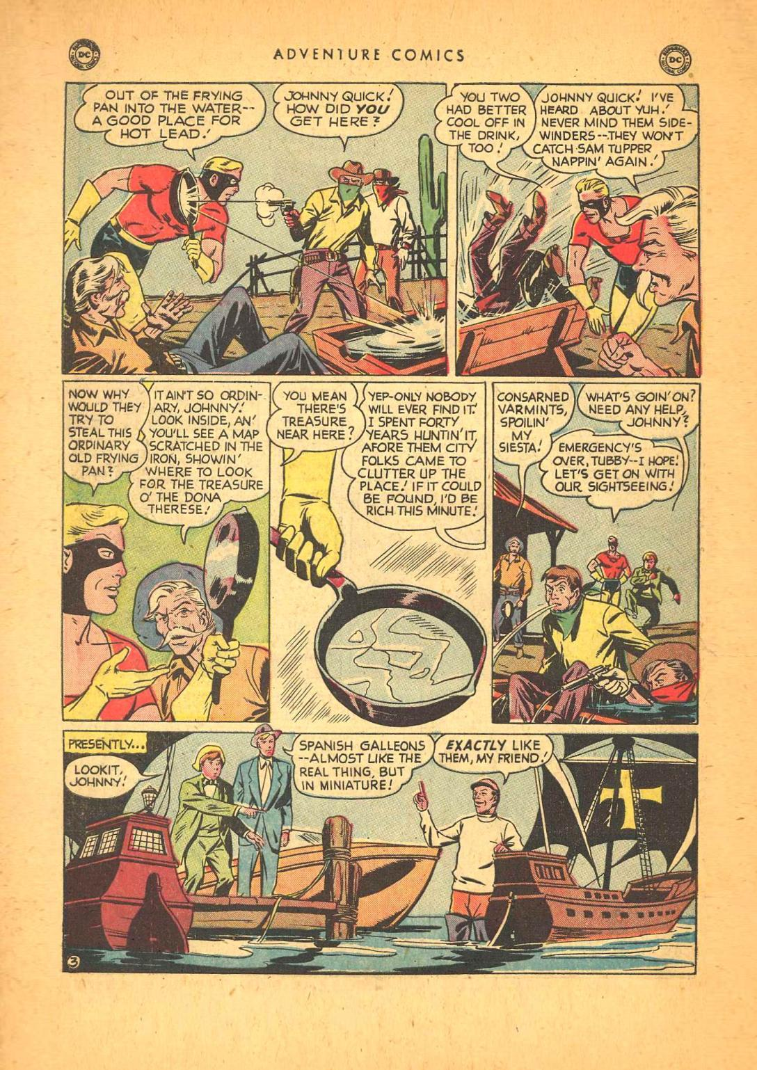 Read online Adventure Comics (1938) comic -  Issue #148 - 43