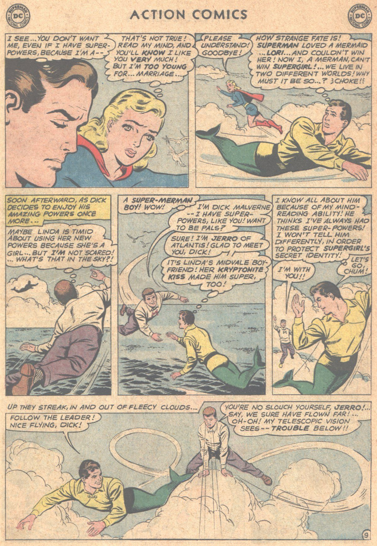 Read online Action Comics (1938) comic -  Issue #290 - 27