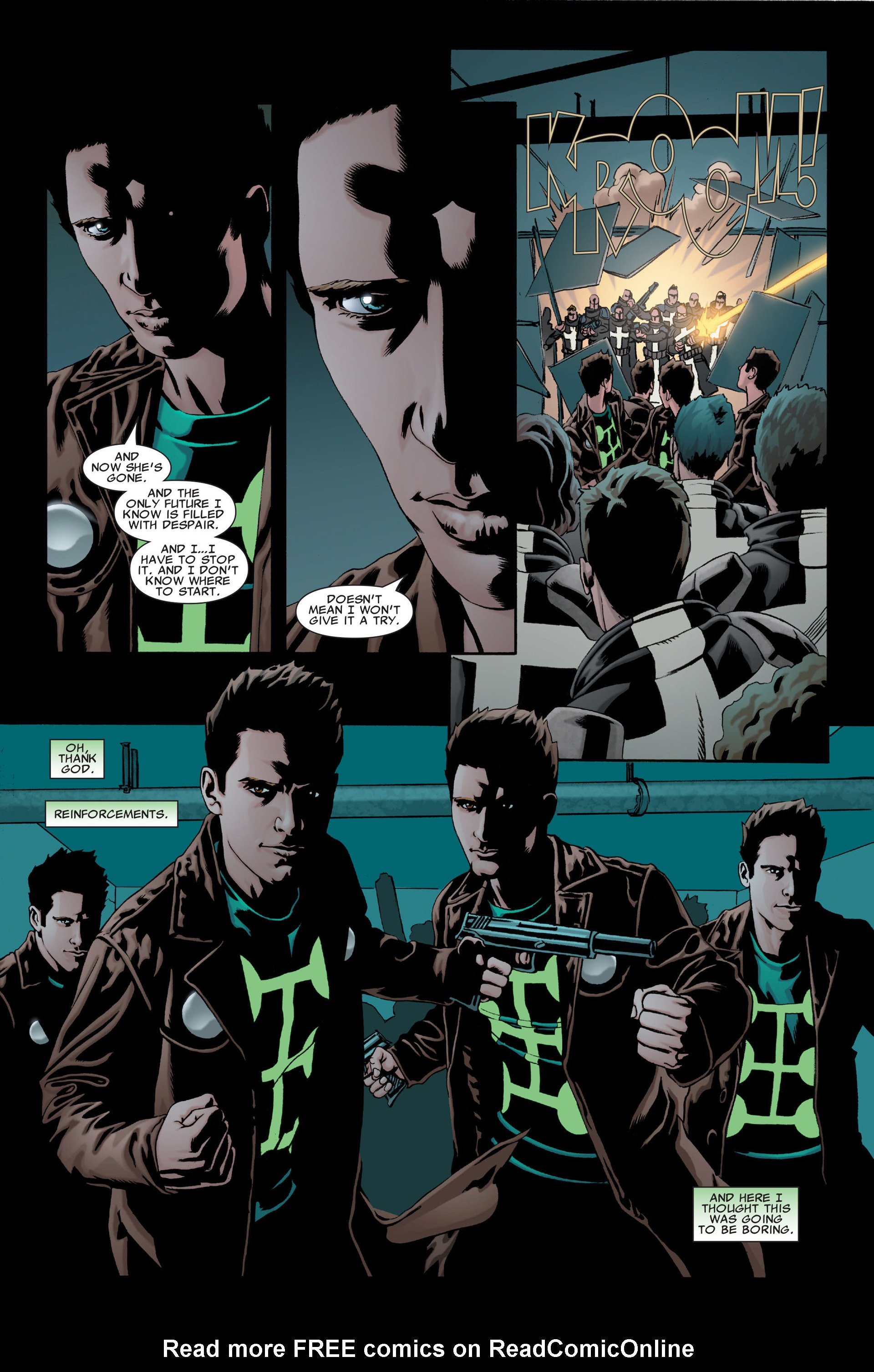 Read online X-Factor (2006) comic -  Issue #28 - 19