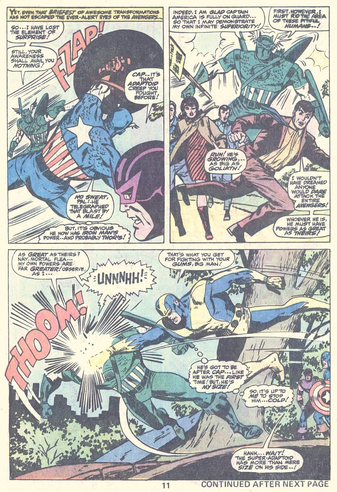 Marvel Triple Action (1972) issue 37 - Page 13