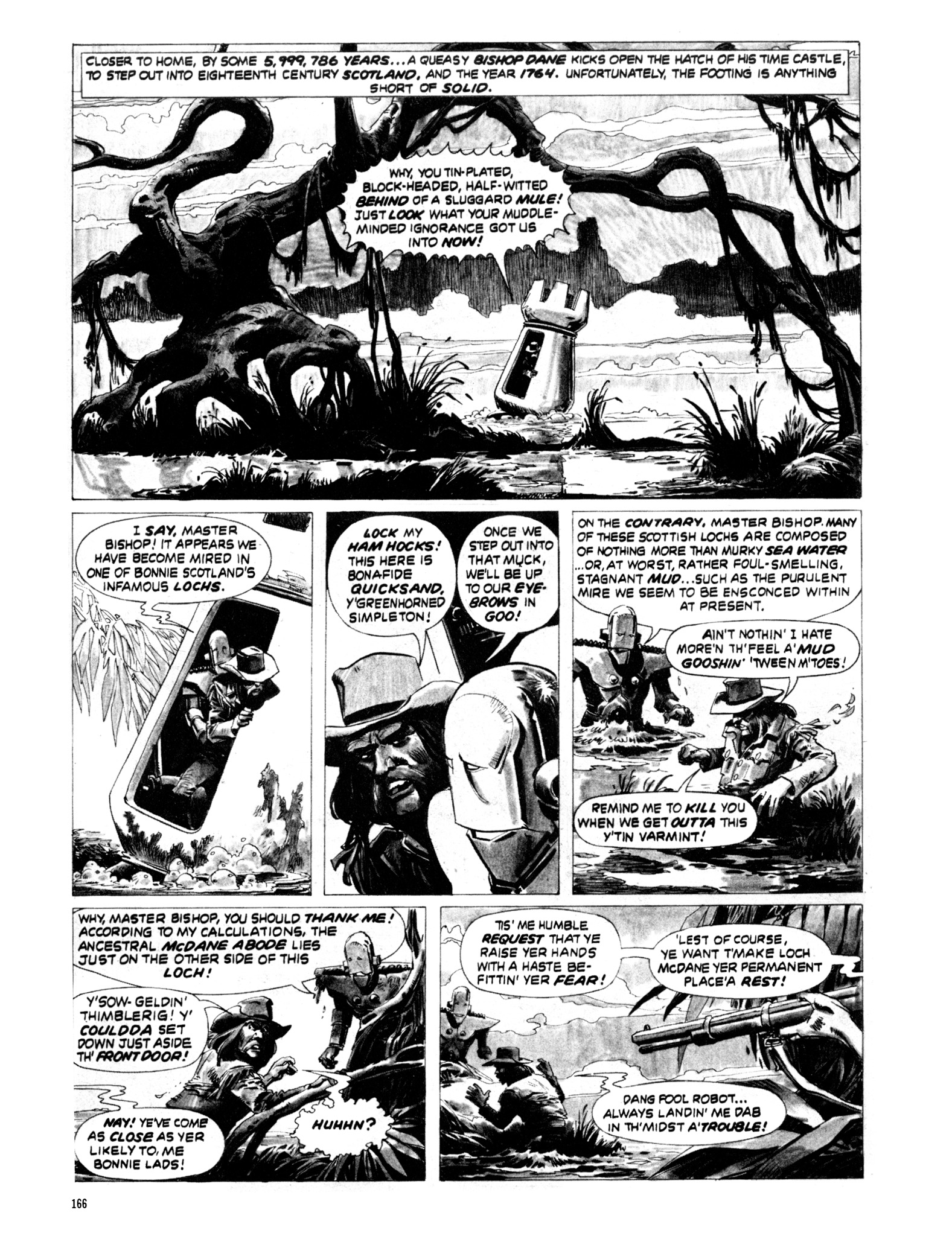 Read online Eerie Archives comic -  Issue # TPB 20 - 166
