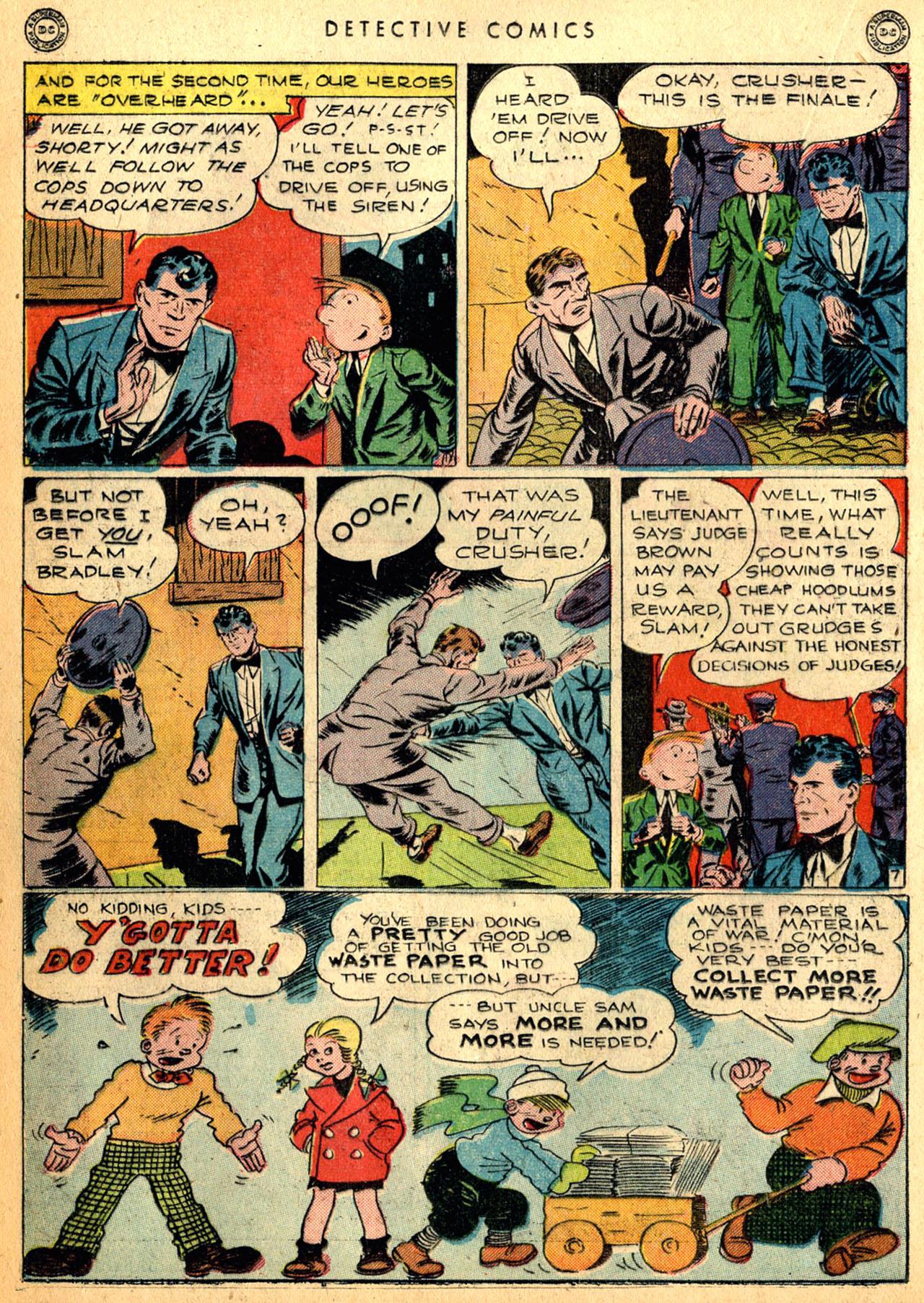 Read online Detective Comics (1937) comic -  Issue #98 - 22