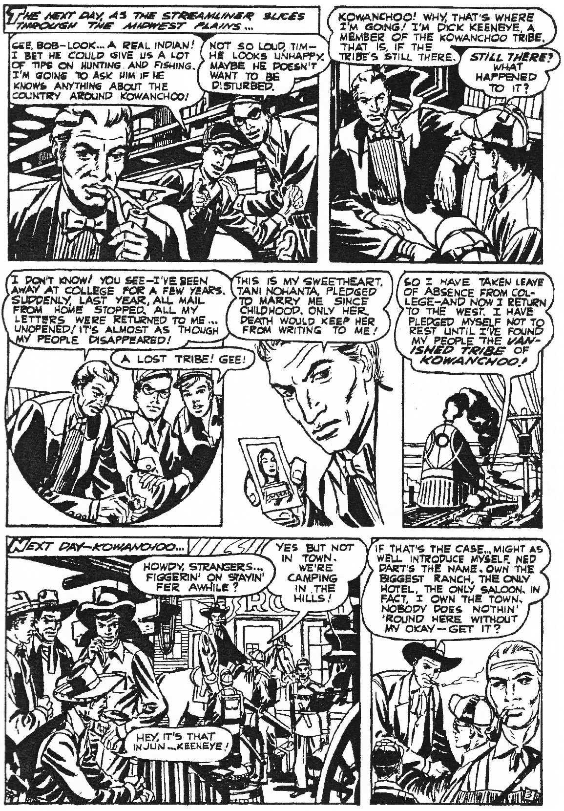 Read online Men of Mystery Comics comic -  Issue #84 - 7