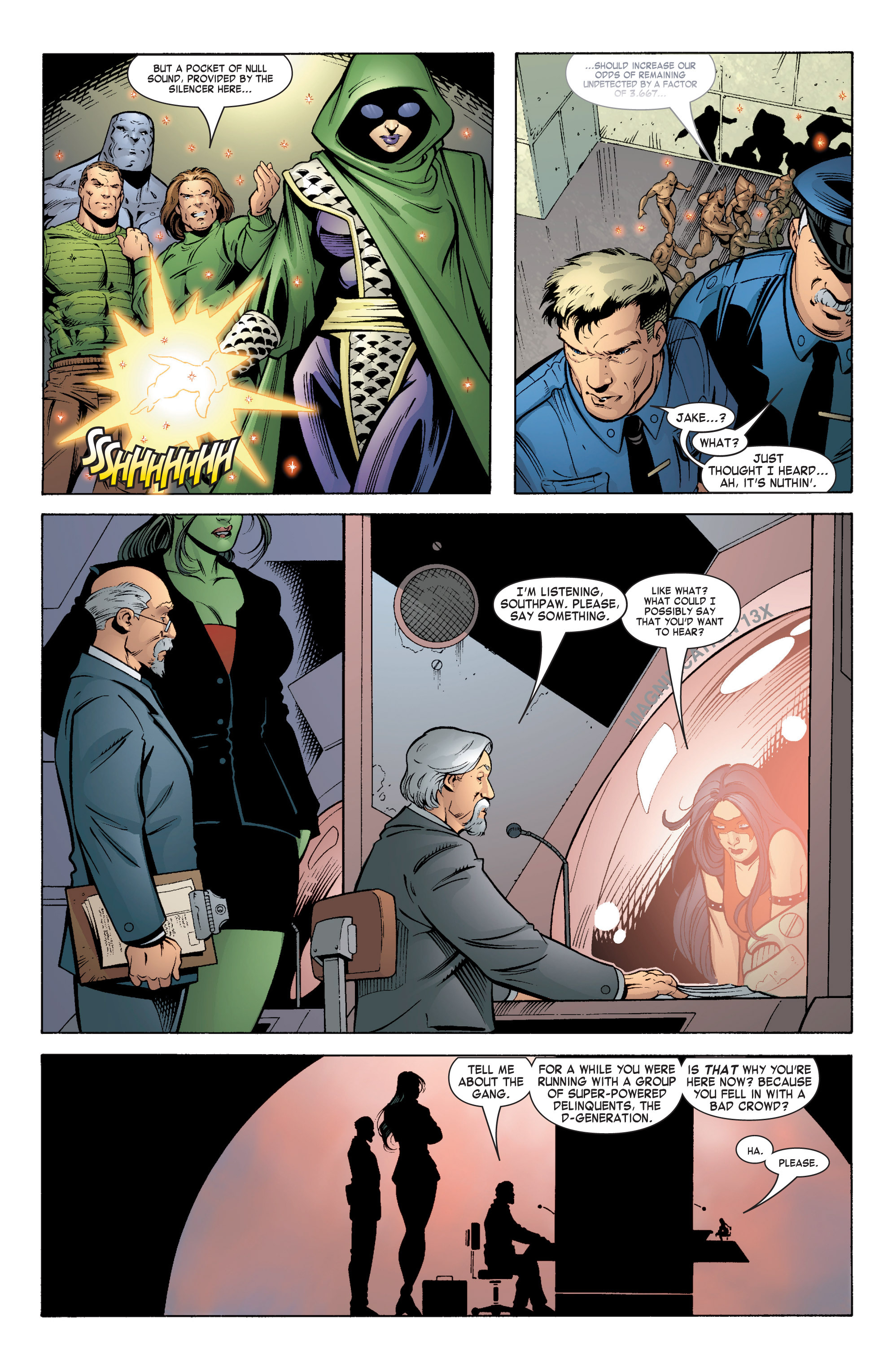 Read online She-Hulk (2004) comic -  Issue #5 - 18