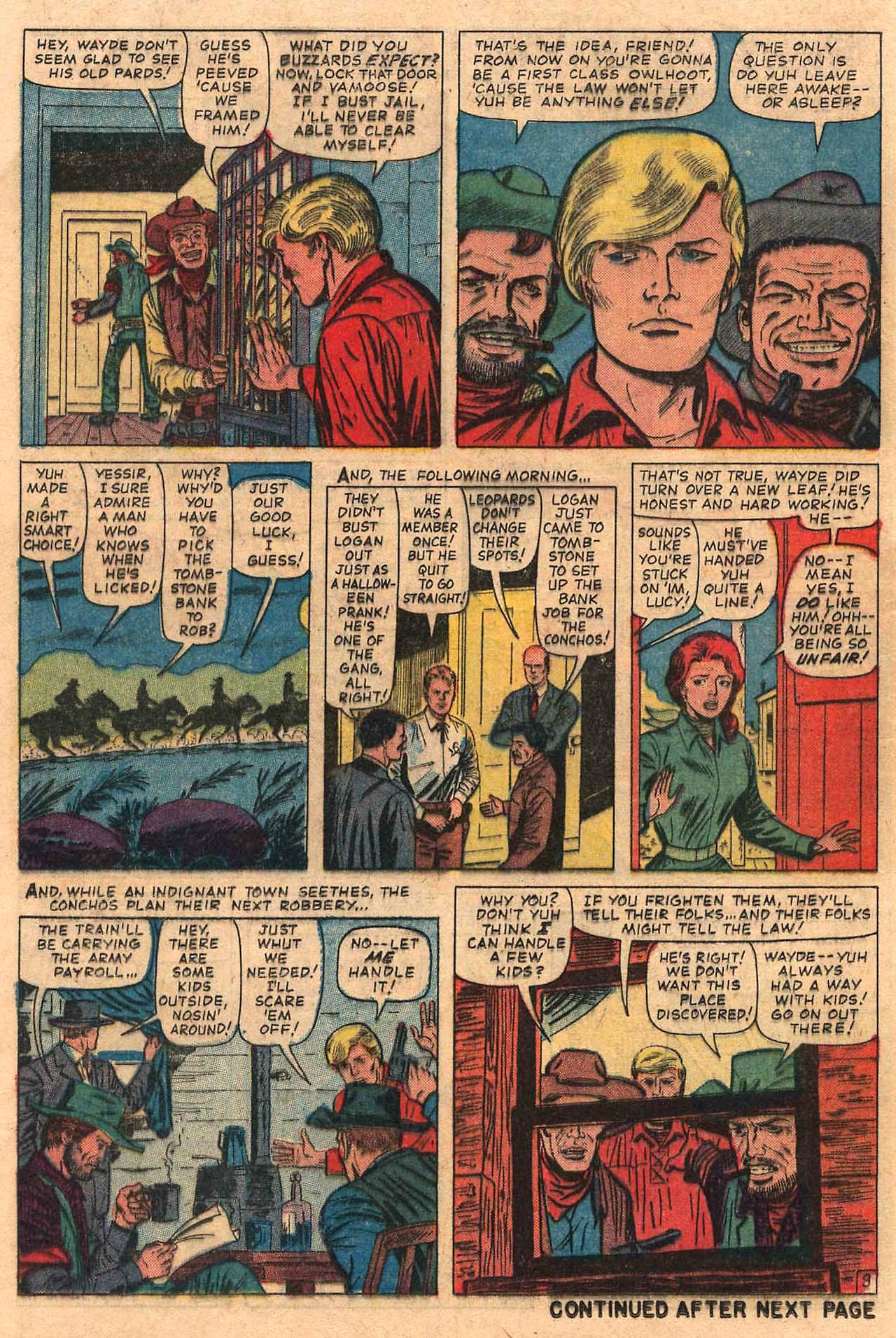 Read online Two-Gun Kid comic -  Issue #82 - 12