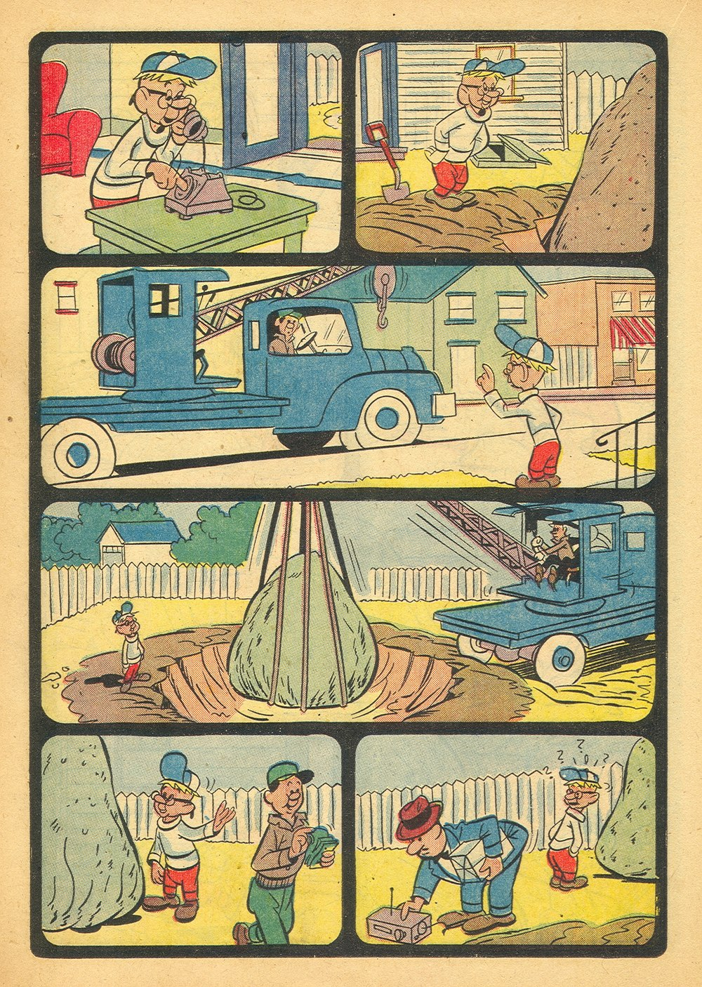 Four Color Comics issue 761 - Page 20