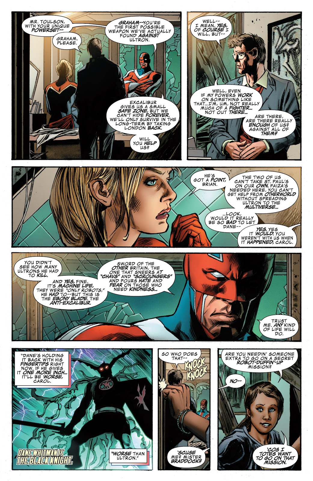Read online Age of Ultron Companion comic -  Issue # TPB (Part 1) - 33