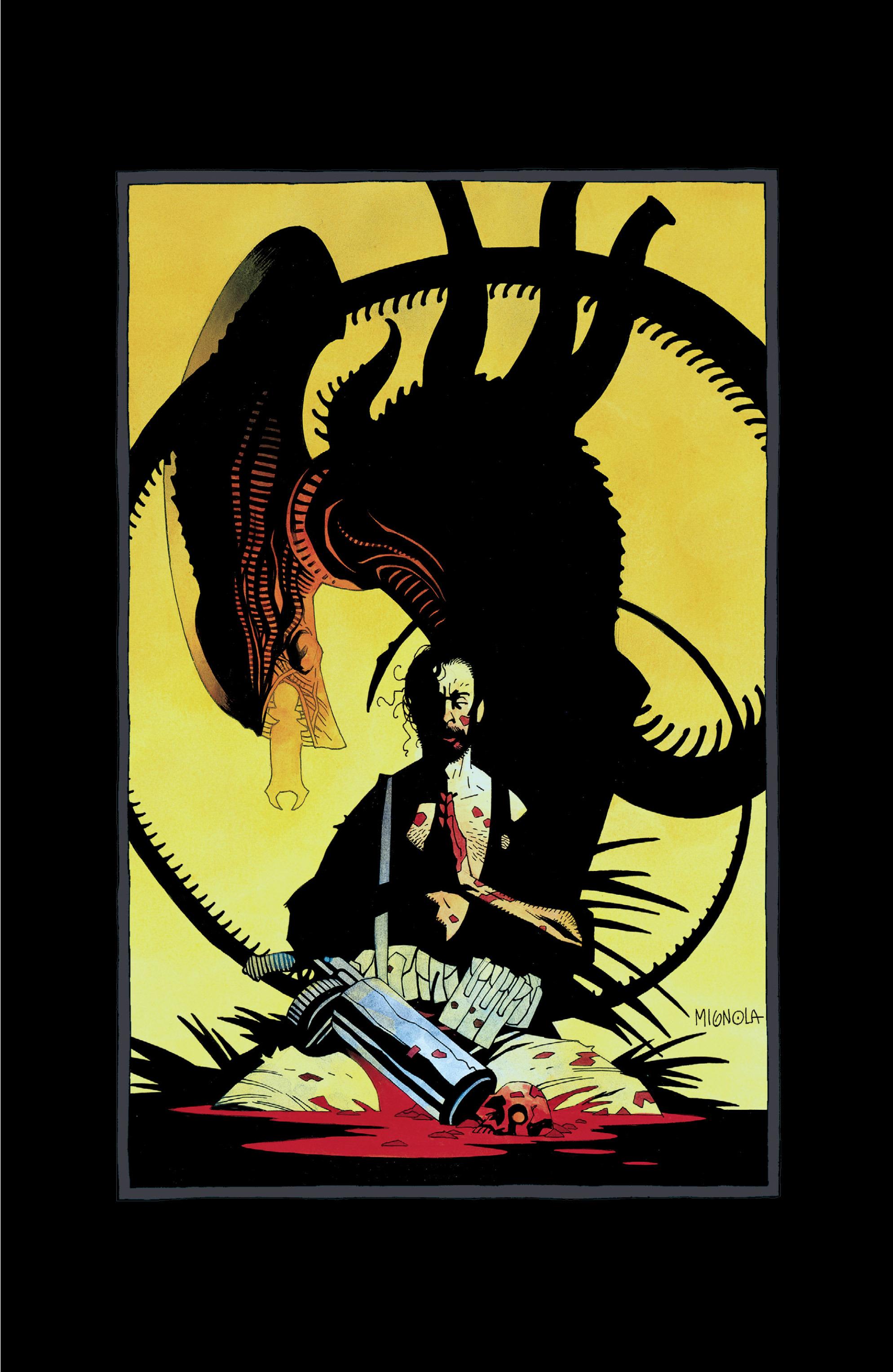 Read online Aliens: Salvation comic -  Issue # TPB - 7