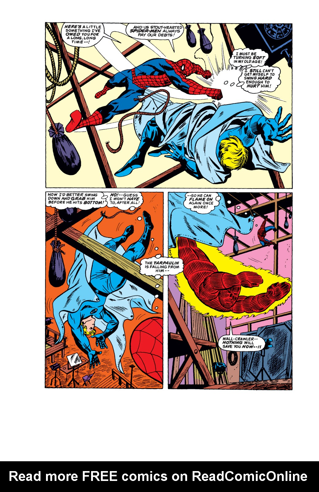 The Amazing Spider-Man (1963) _Annual_4 Page 23
