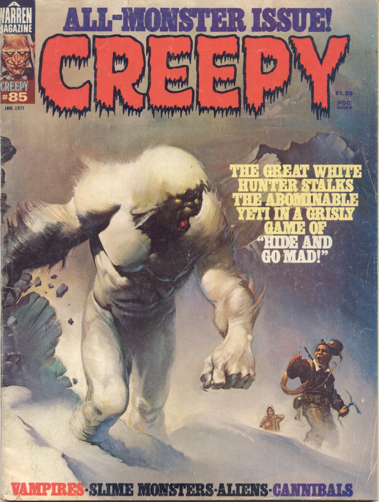 Creepy (1964) 85 Page 1