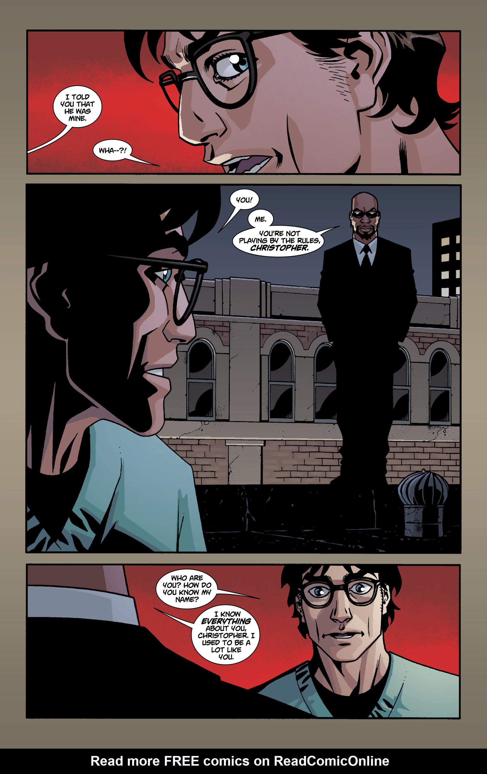 Read online National Comics: Eternity comic -  Issue # Full - 27