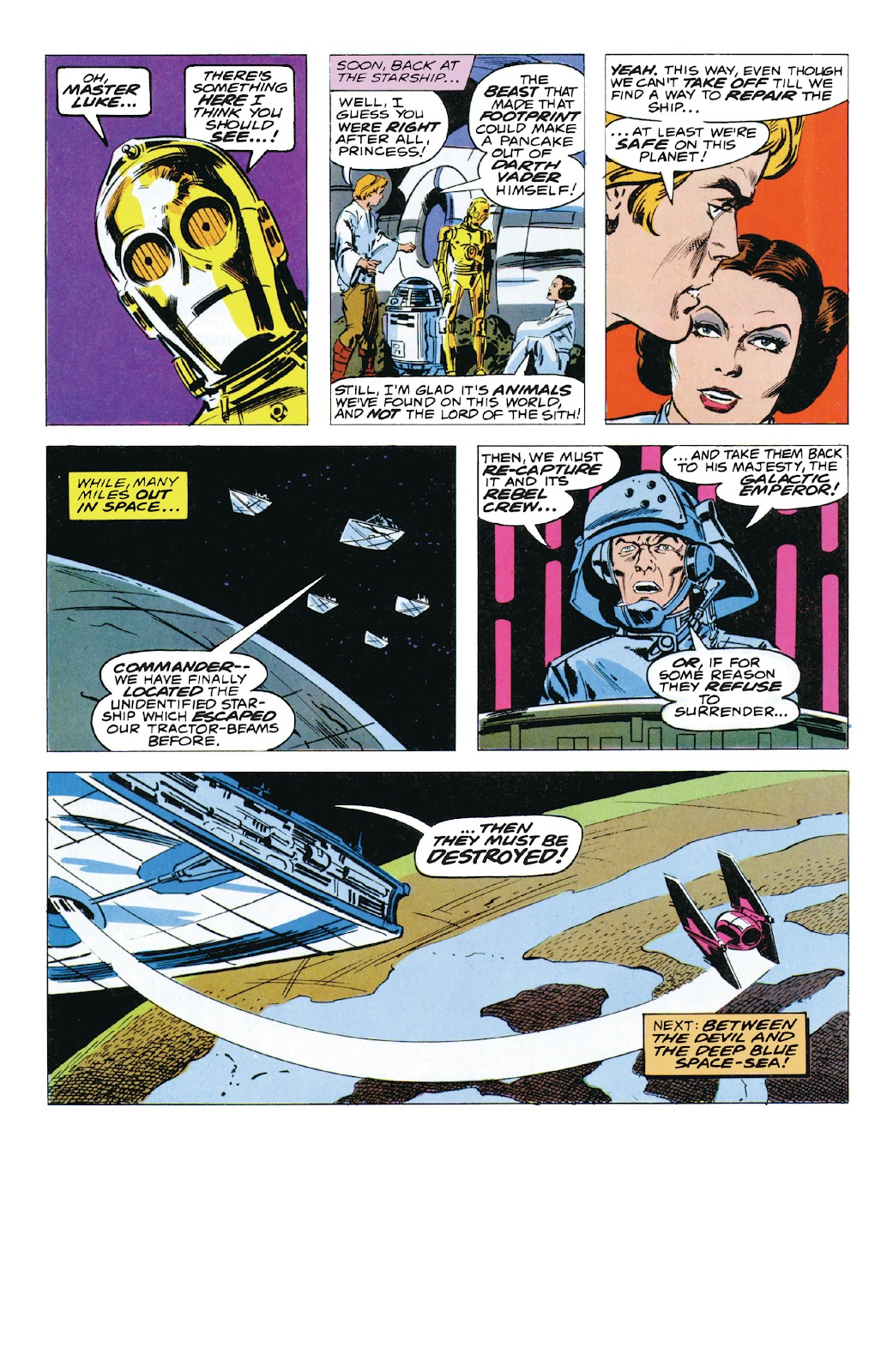 Read online Star Wars Legends: The Original Marvel Years - Epic Collection comic -  Issue # TPB 1 (Part 5) - 30