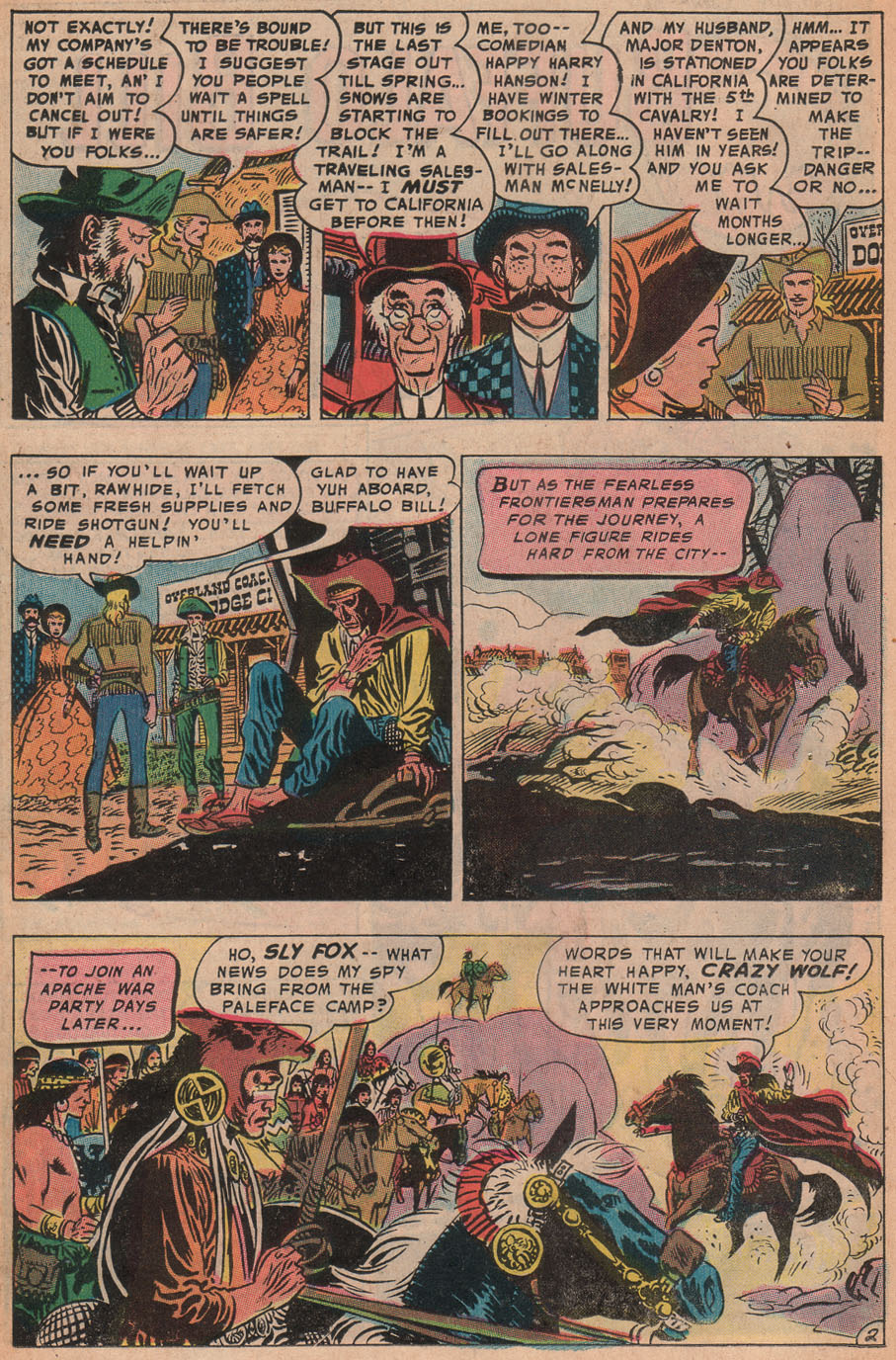 Read online All-Star Western (1970) comic -  Issue #9 - 18