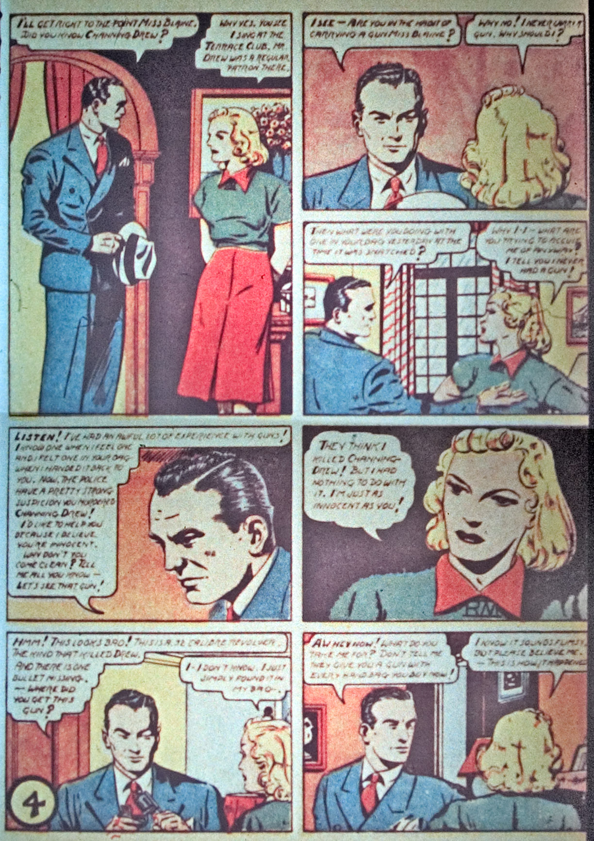 Detective Comics (1937) 32 Page 50