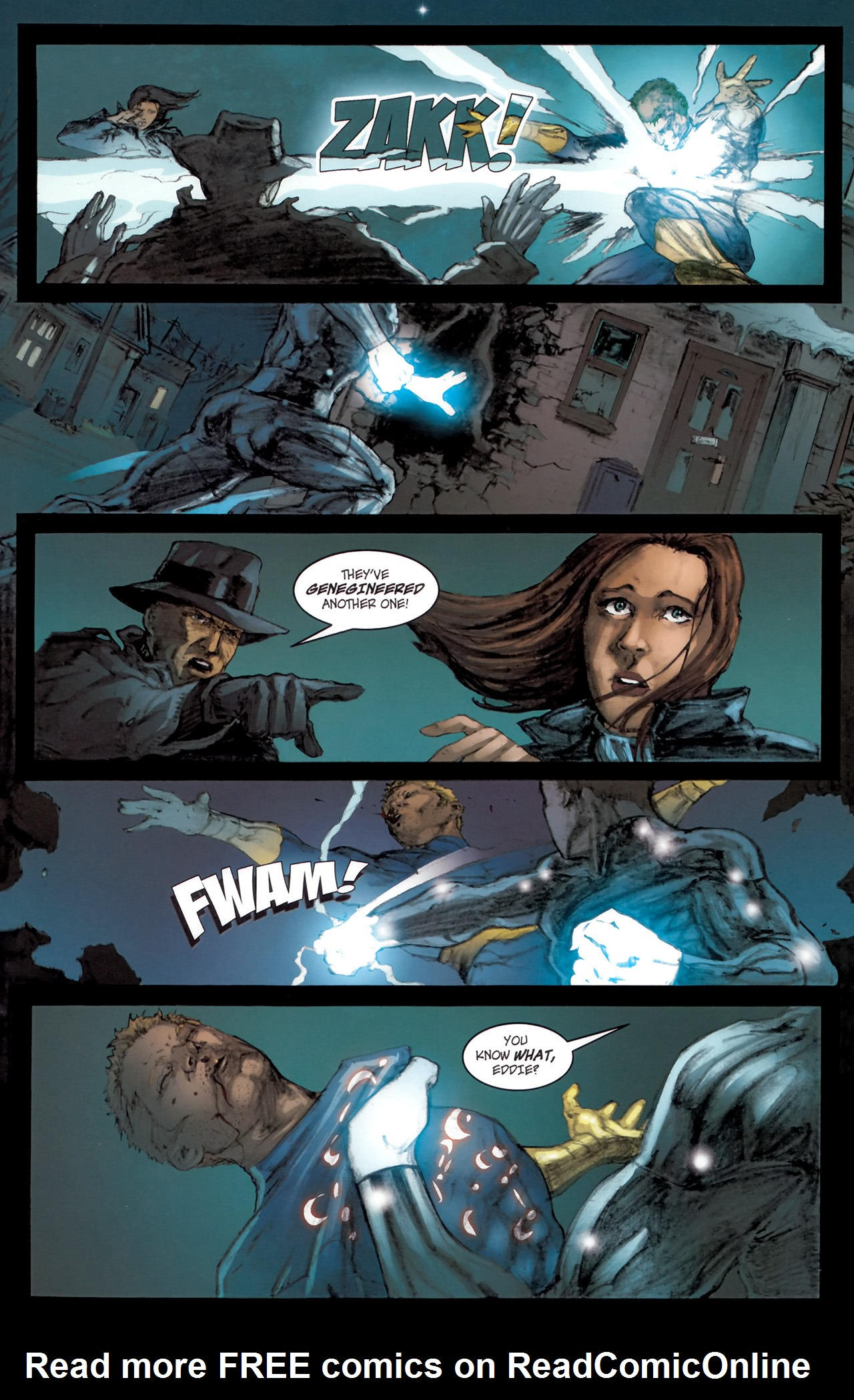 Read online Phoenix comic -  Issue #2 - 22