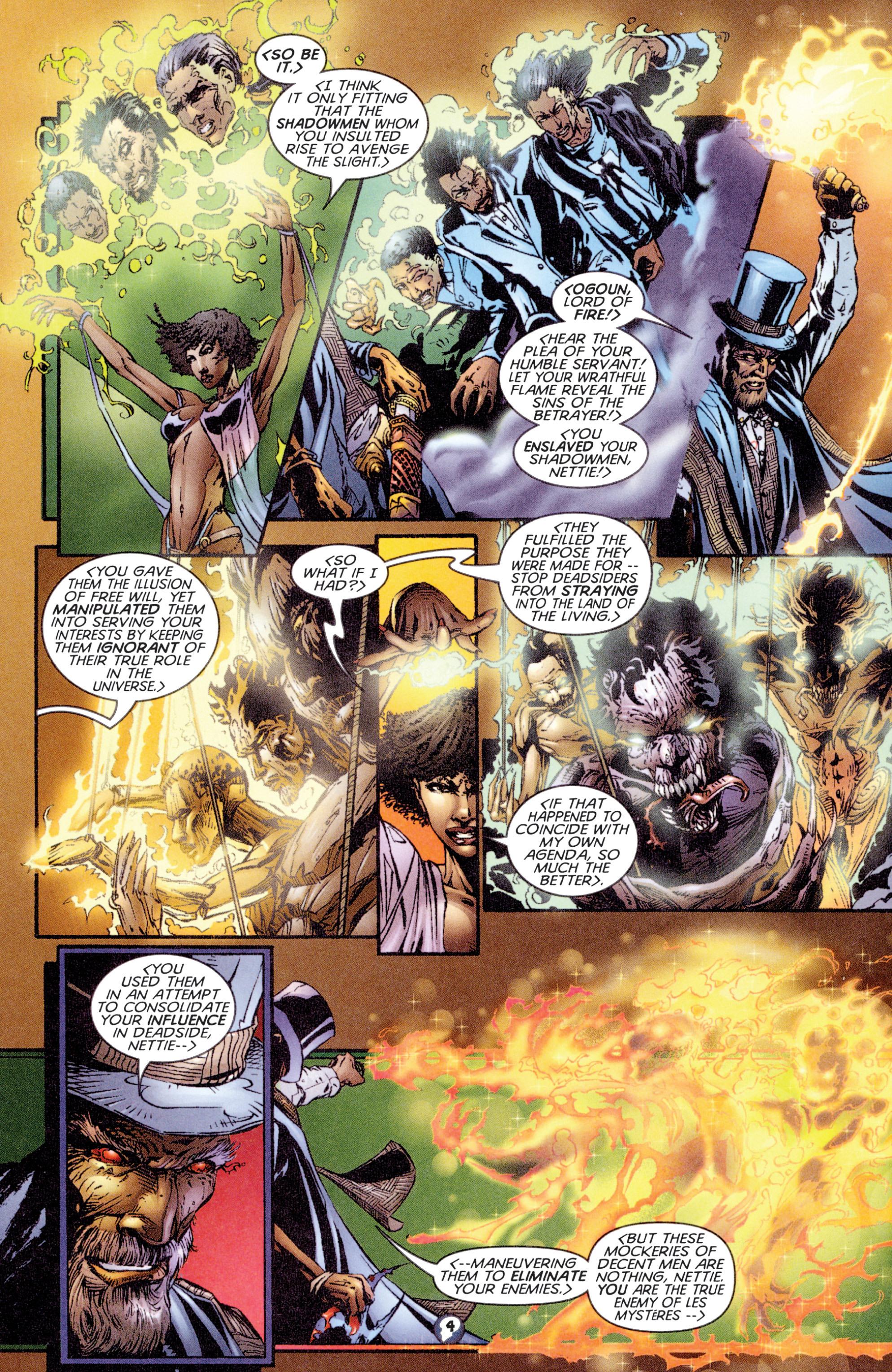 Read online Shadowman (1997) comic -  Issue #16 - 5
