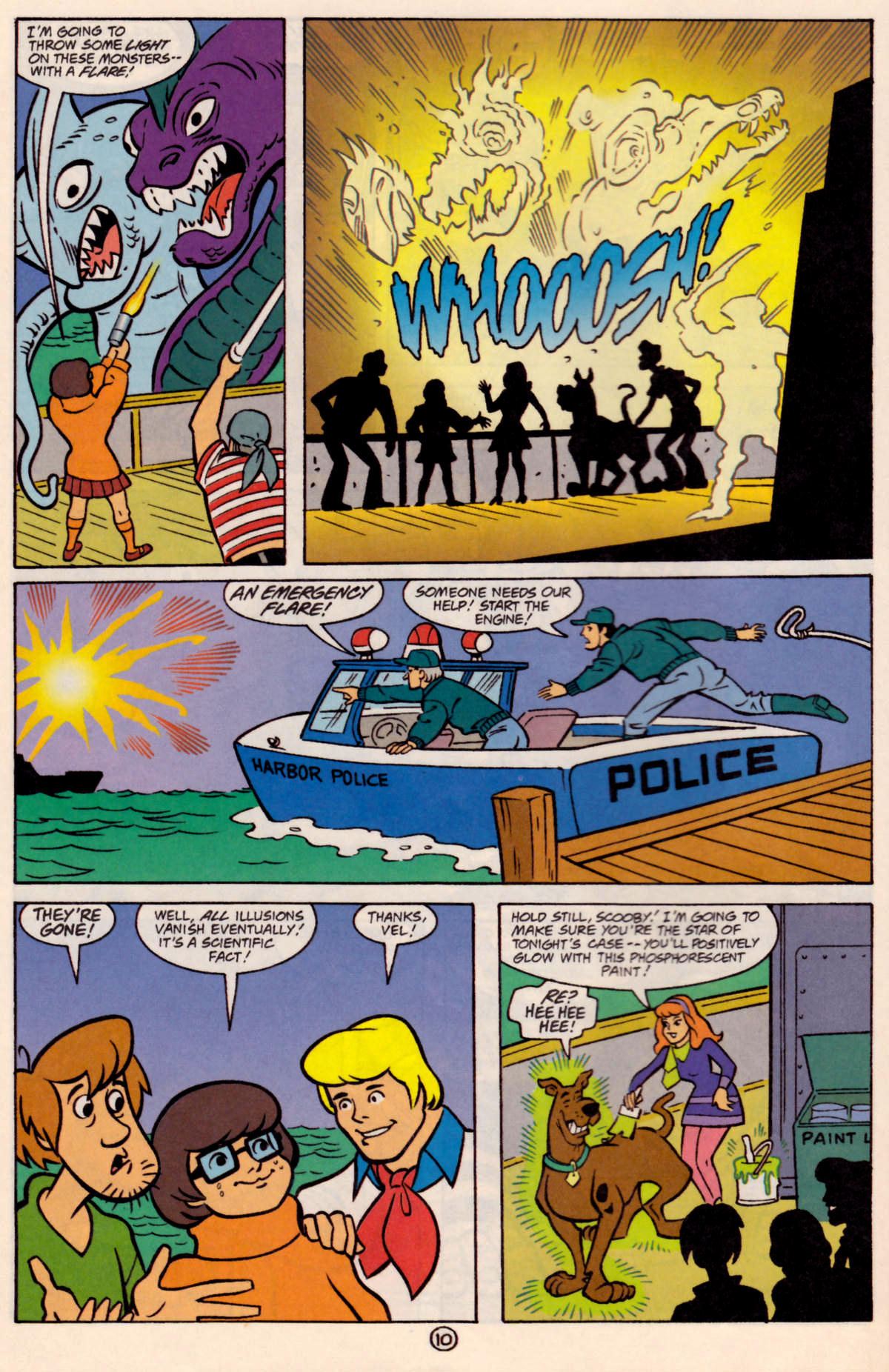 Read online Scooby-Doo (1997) comic -  Issue #24 - 11