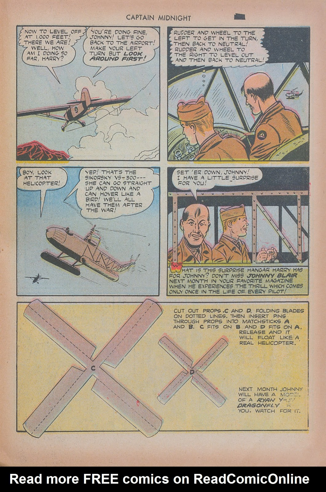 Captain Midnight (1942) issue 20 - Page 27