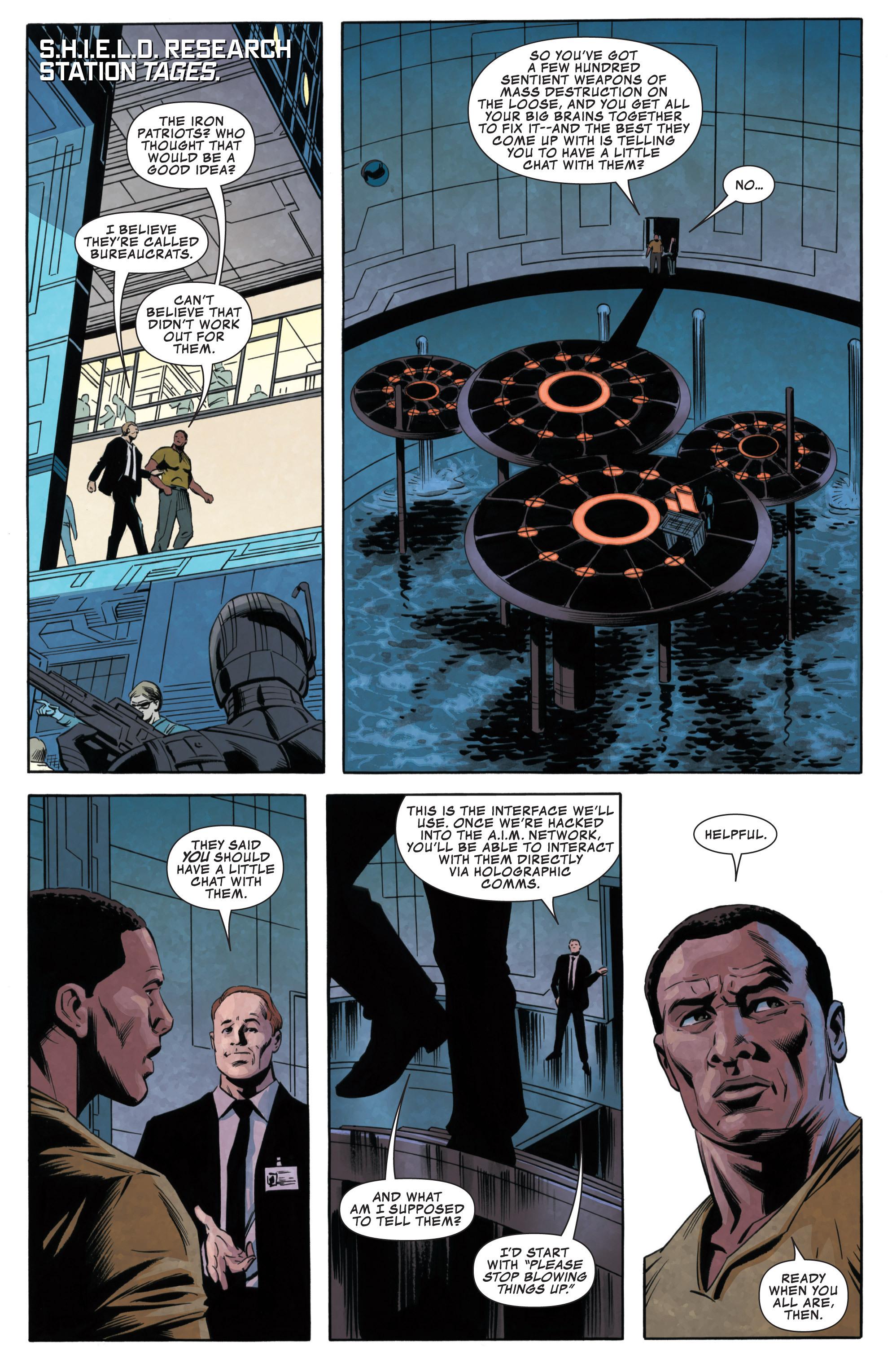 Read online Secret Avengers (2013) comic -  Issue #6 - 15