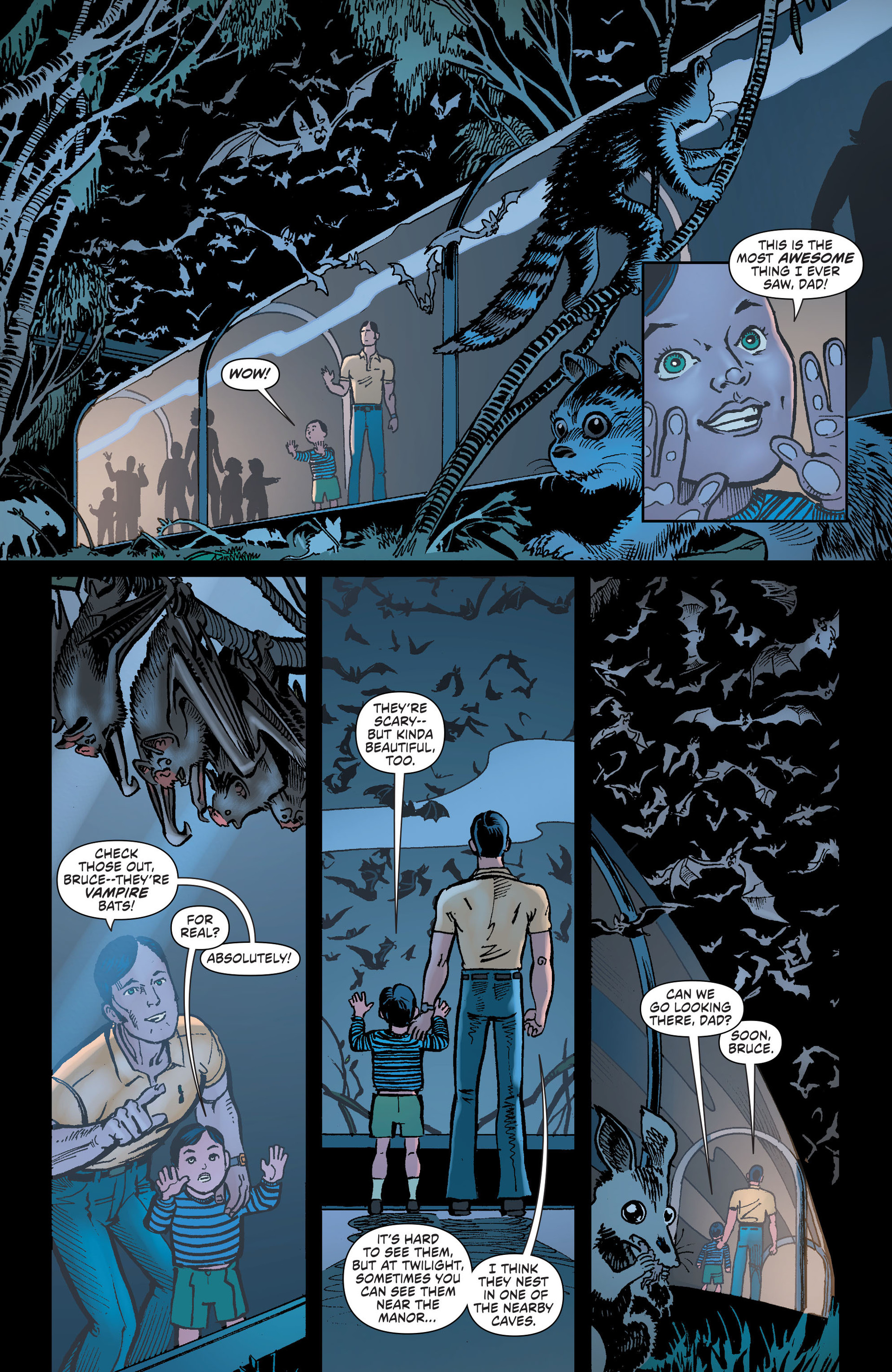 Read online Worlds' Finest comic -  Issue #28 - 7