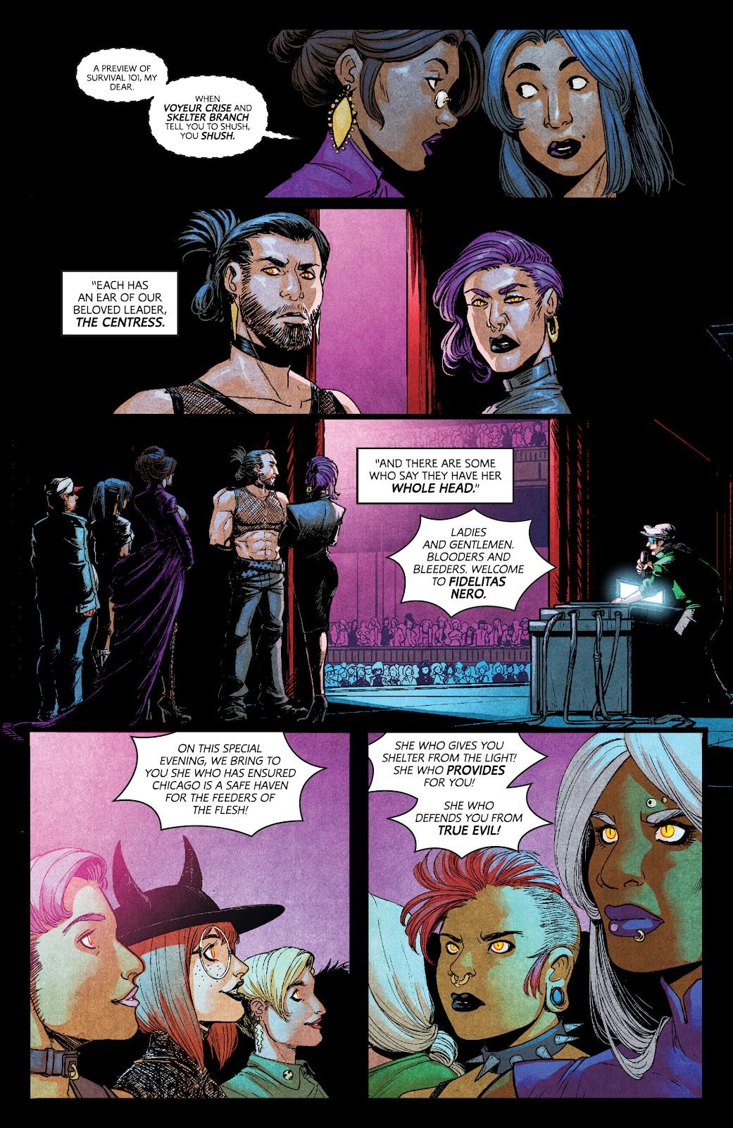 Read online Dark Red comic -  Issue #7 - 10