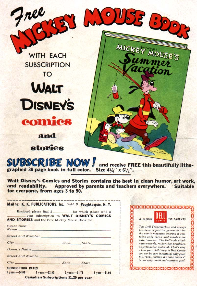 Walt Disney's Comics and Stories issue 215 - Page 35
