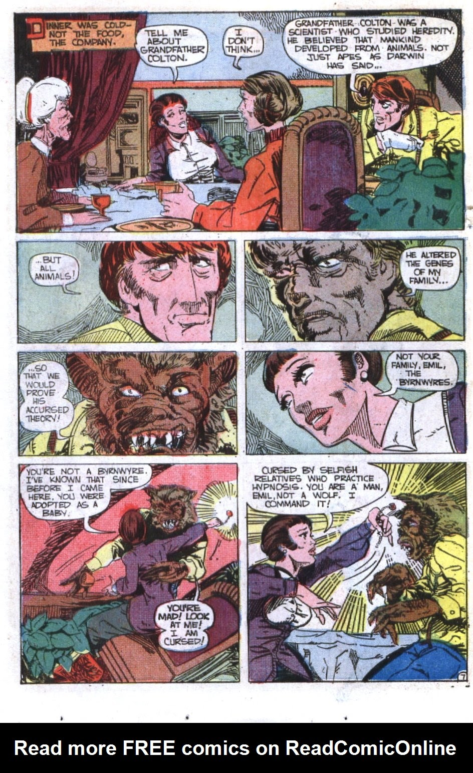 Haunted Love (1973) issue 5 - Page 18