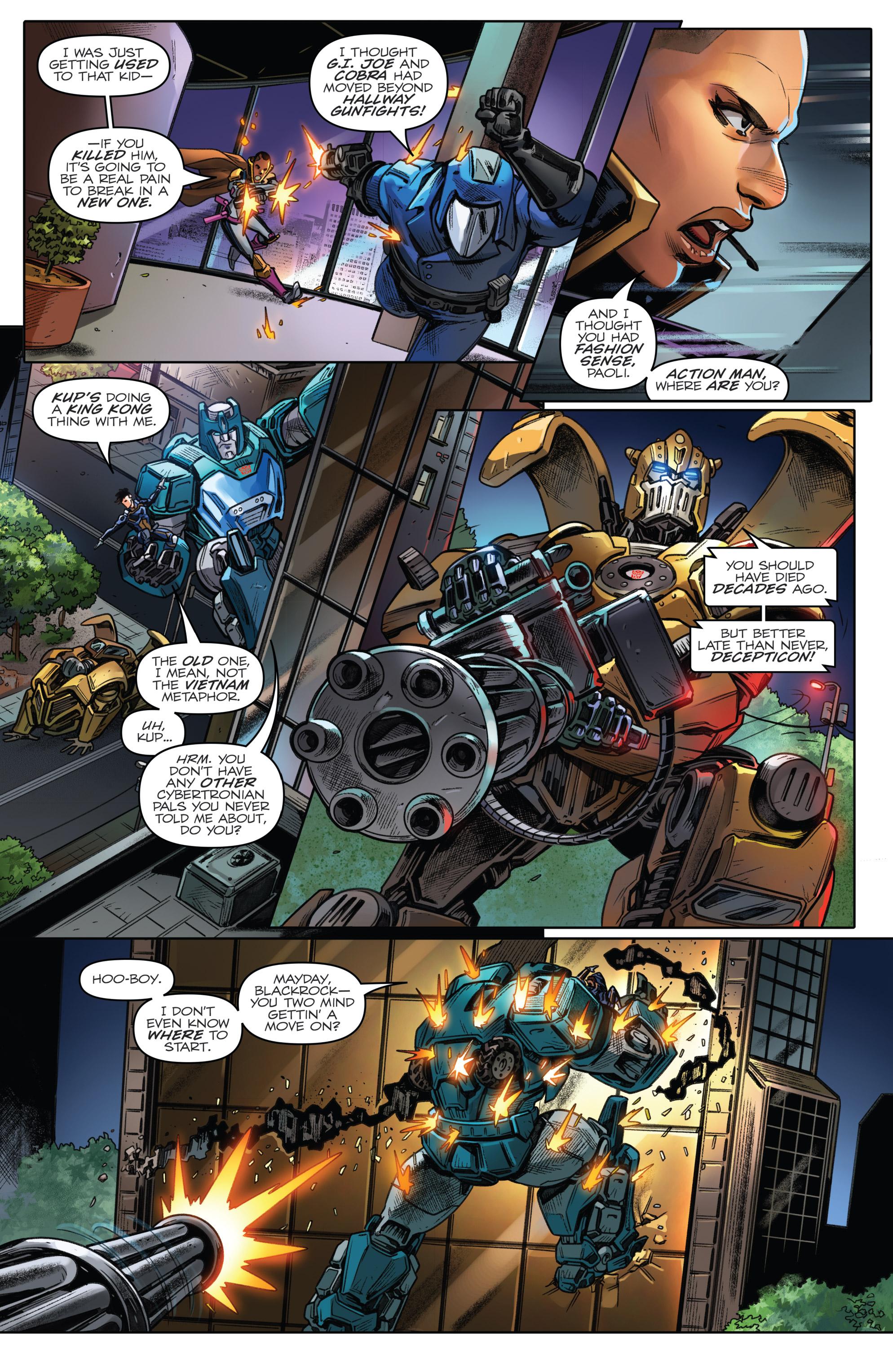Read online Revolutionaries comic -  Issue #5 - 12