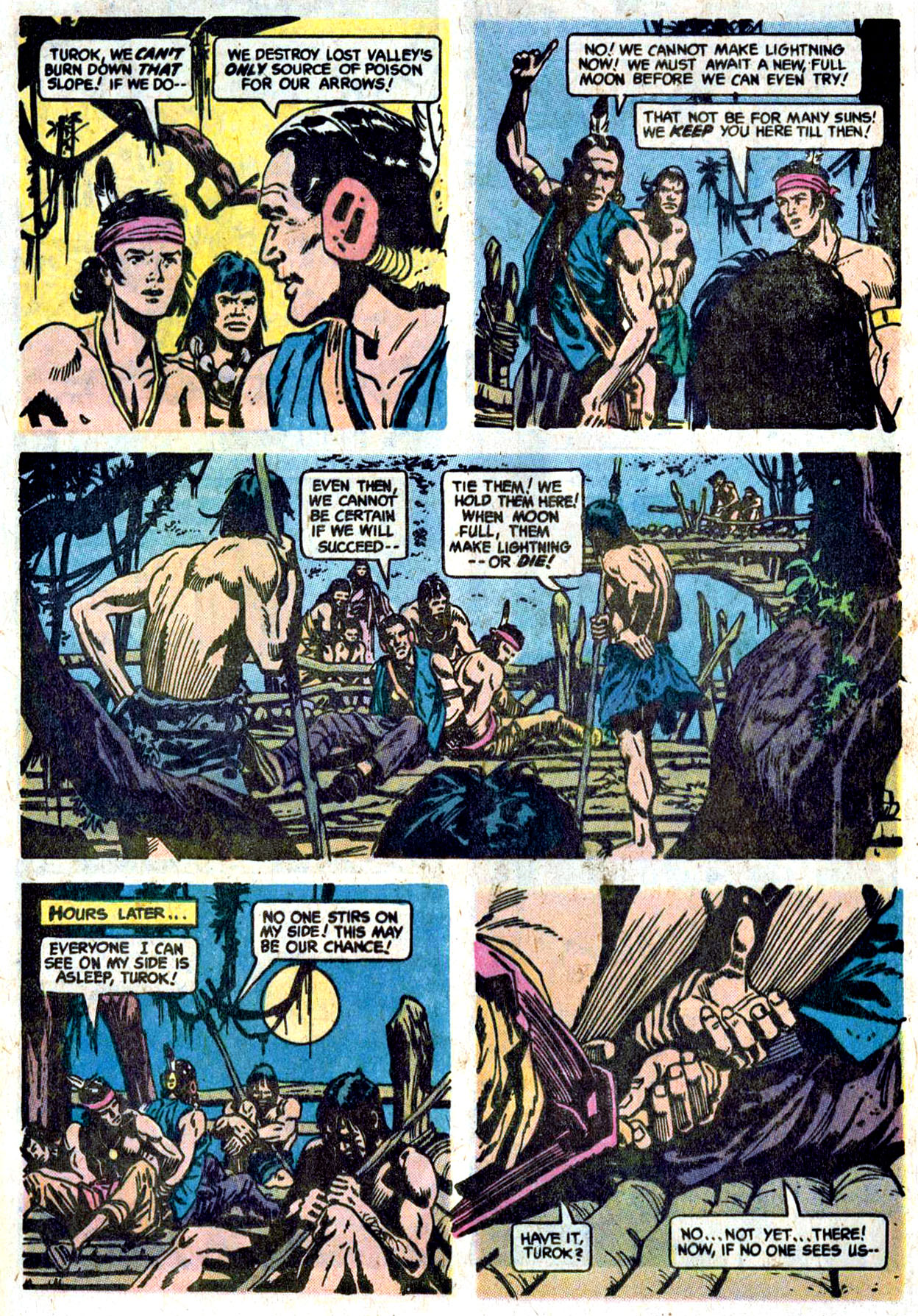 Read online Turok, Son of Stone comic -  Issue #114 - 20