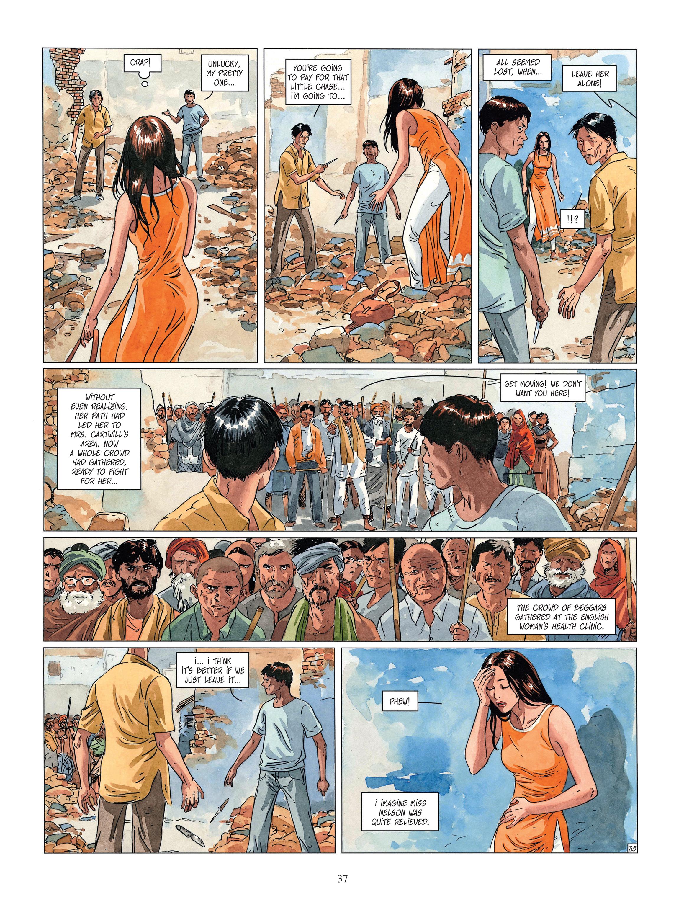 Read online Djinn comic -  Issue #13 - 38