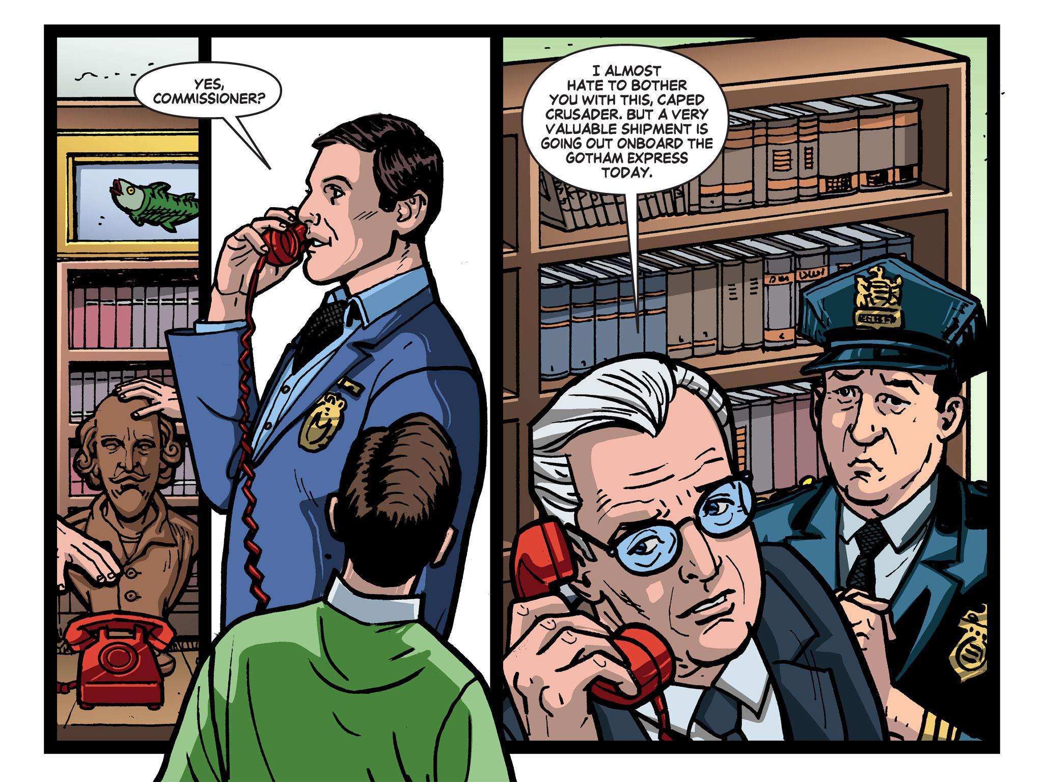 Read online Batman '66 Meets the Green Hornet [II] comic -  Issue #1 - 20
