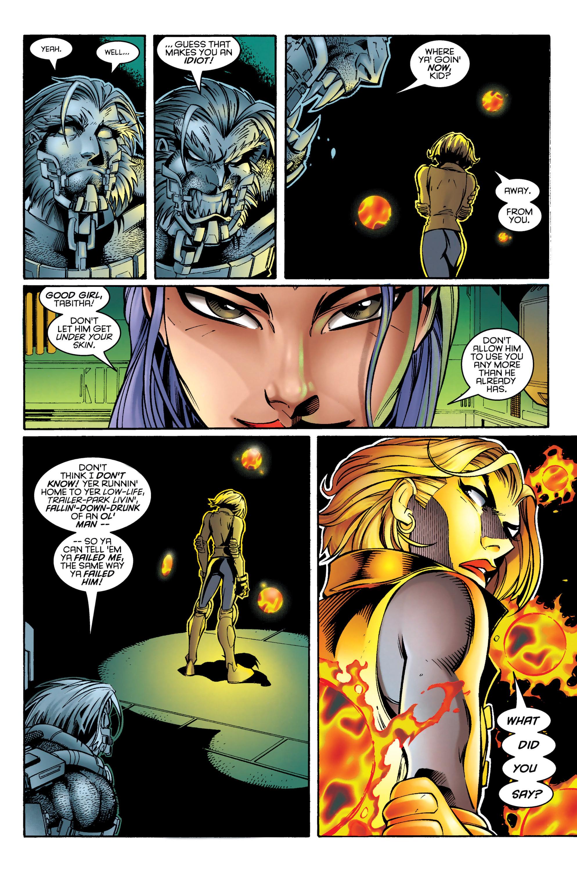 Read online Uncanny X-Men (1963) comic -  Issue #328 - 13