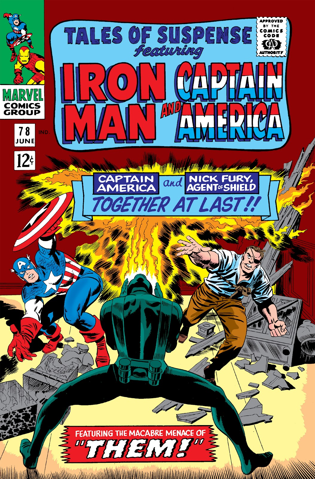 Read online Marvel Masterworks: The Invincible Iron Man comic -  Issue # TPB 3 (Part 3) - 79