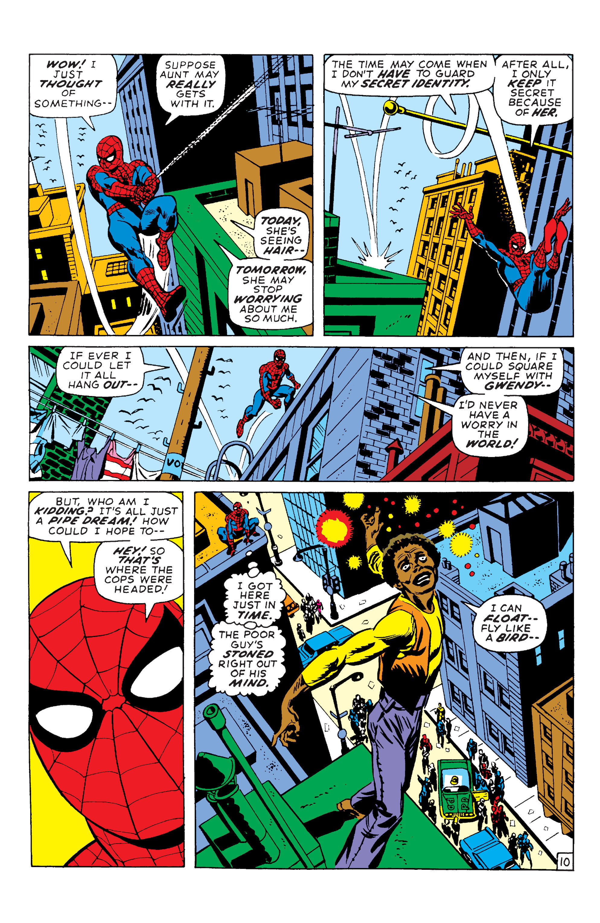The Amazing Spider-Man (1963) 96 Page 10