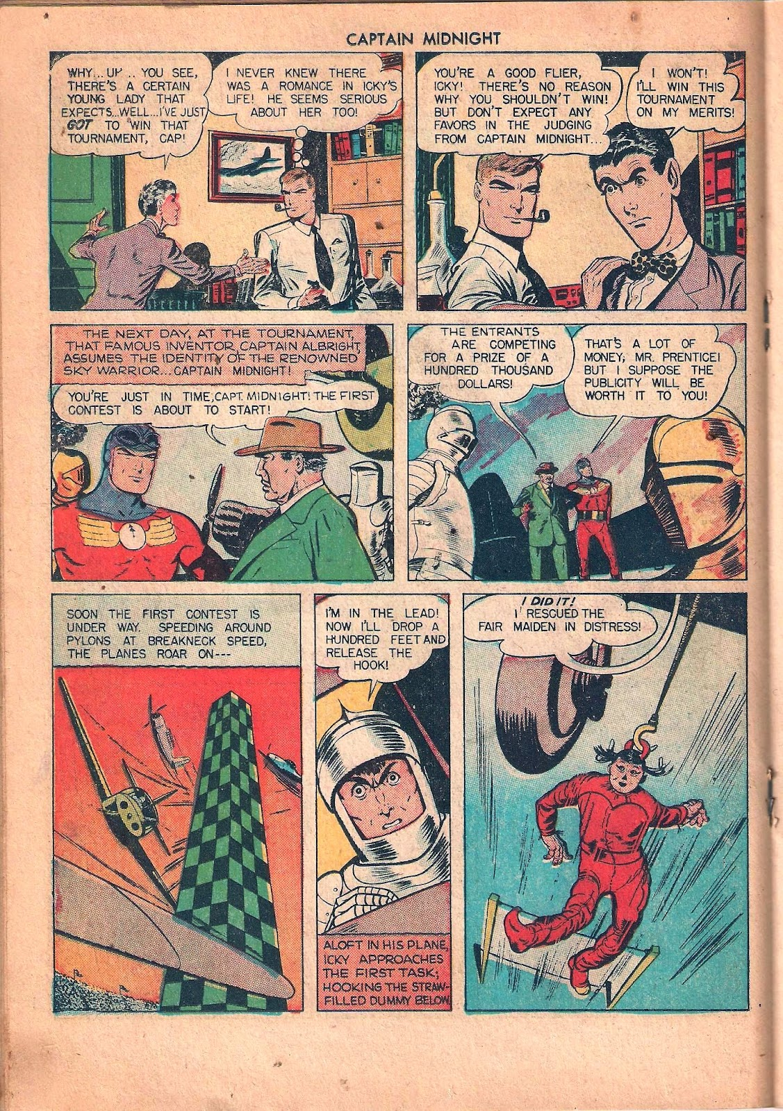 Captain Midnight (1942) issue 53 - Page 26