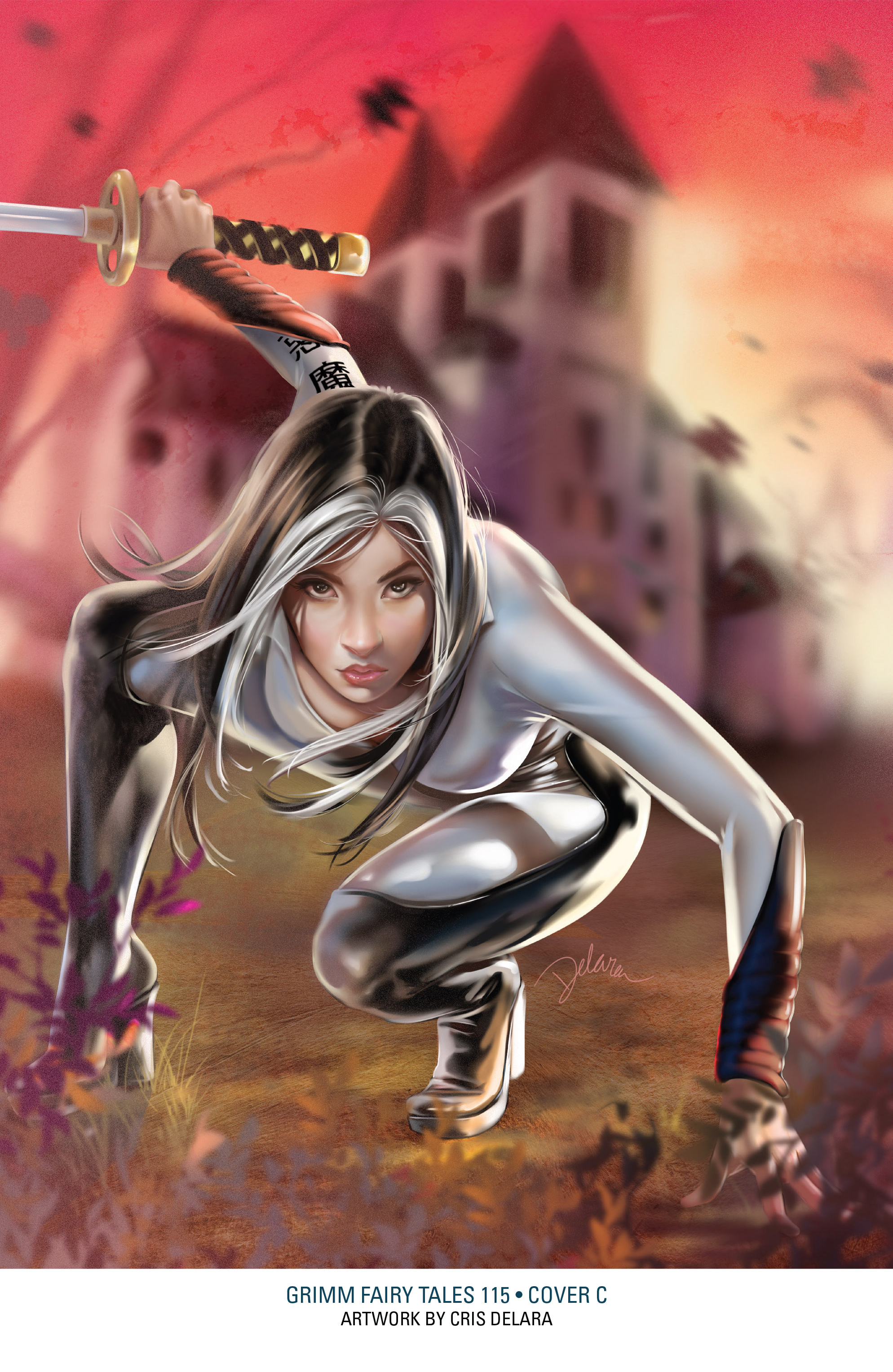 Read online Grimm Fairy Tales: Arcane Acre comic -  Issue # TPB 3 - 151