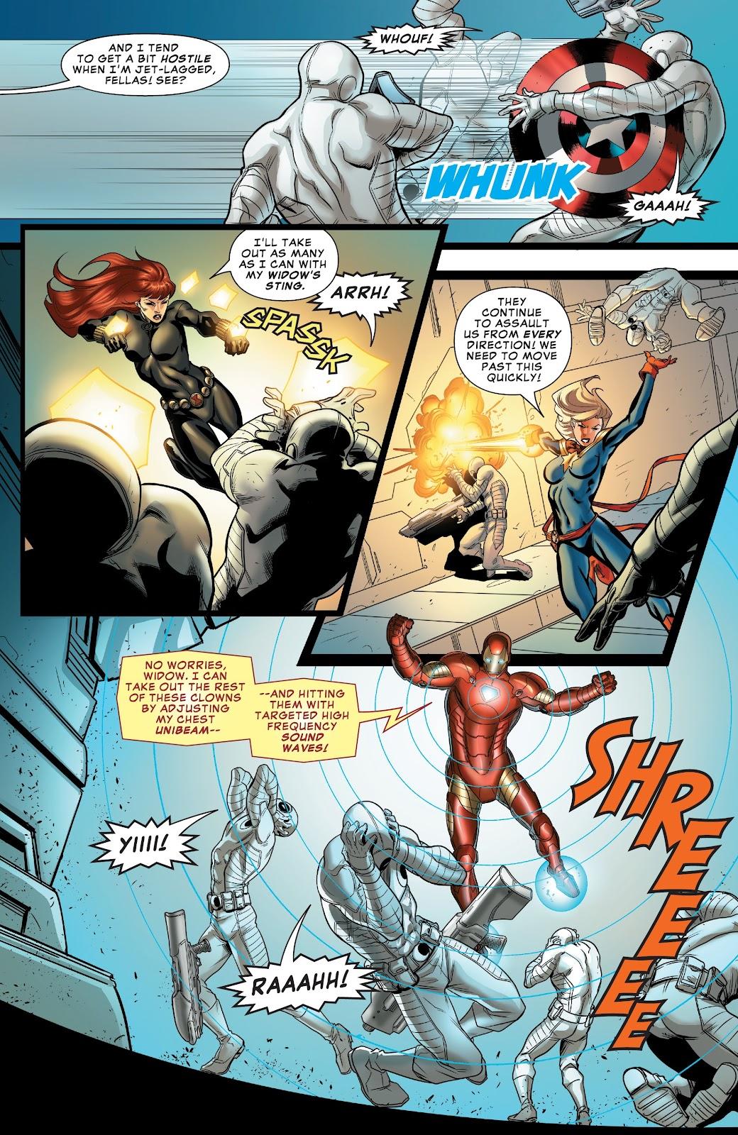 Read online Avengers: Edge of Infinity comic -  Issue # Full - 16