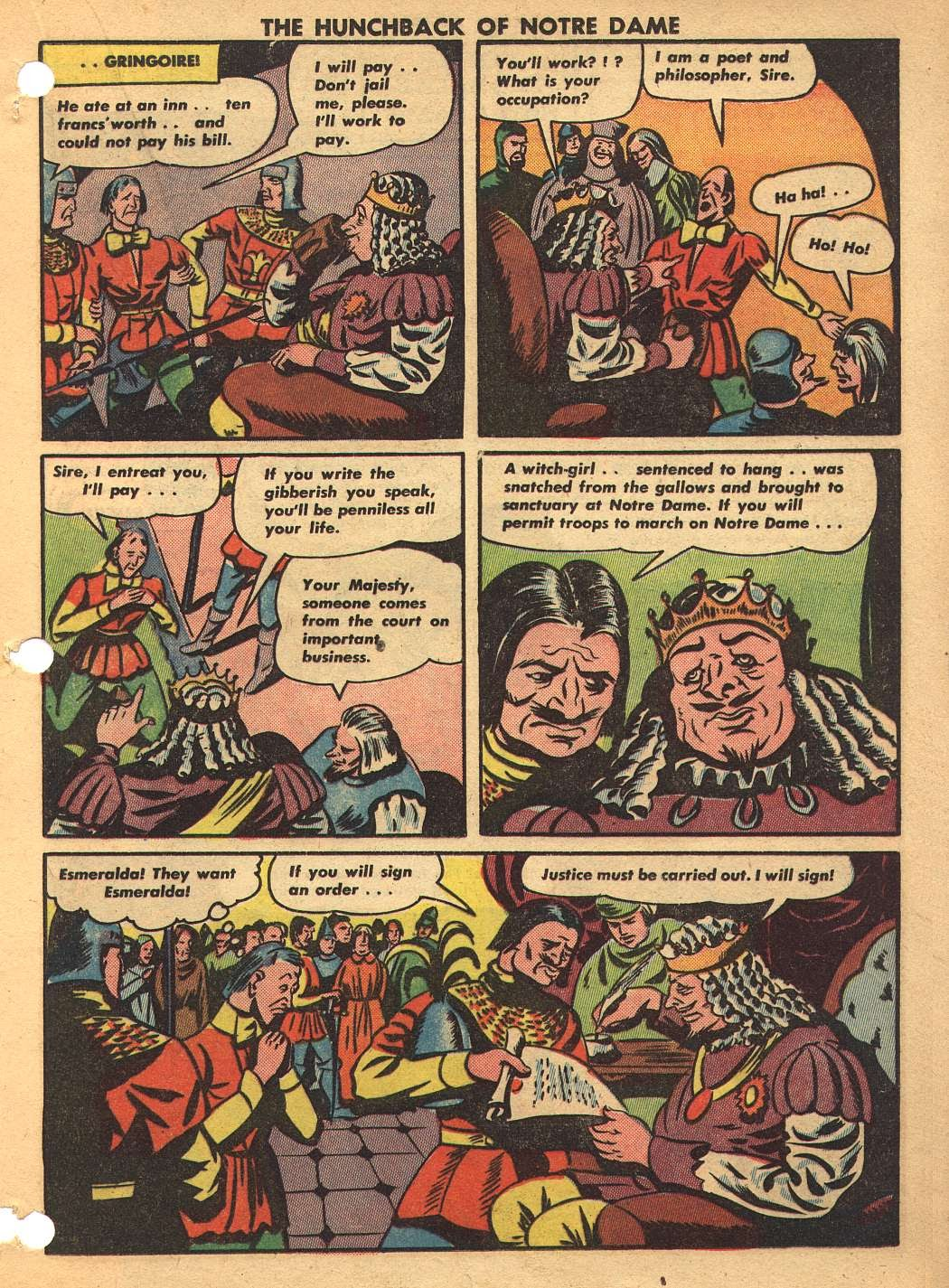 Classics Illustrated issue 18 - Page 42