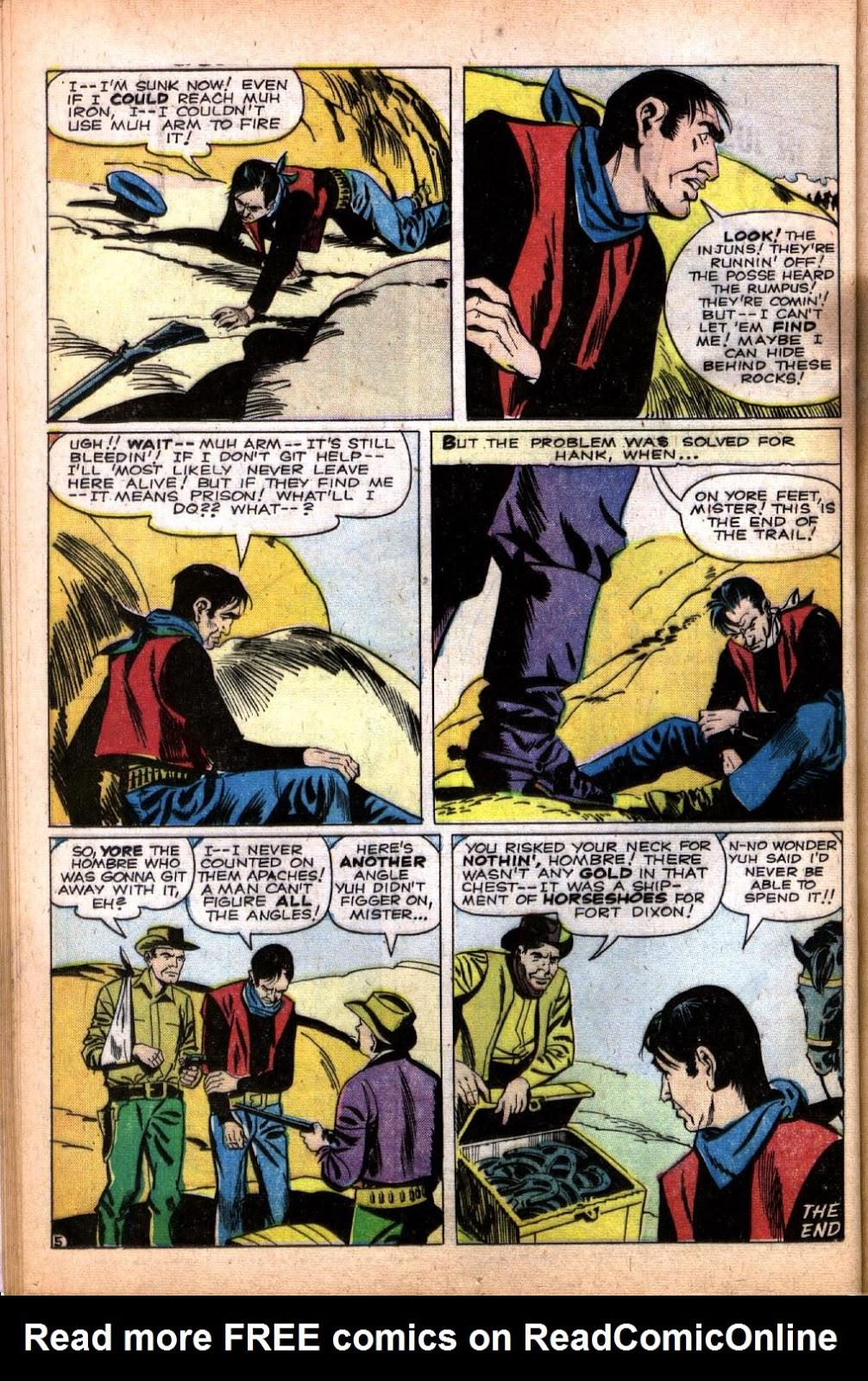Gunsmoke Western issue 64 - Page 24