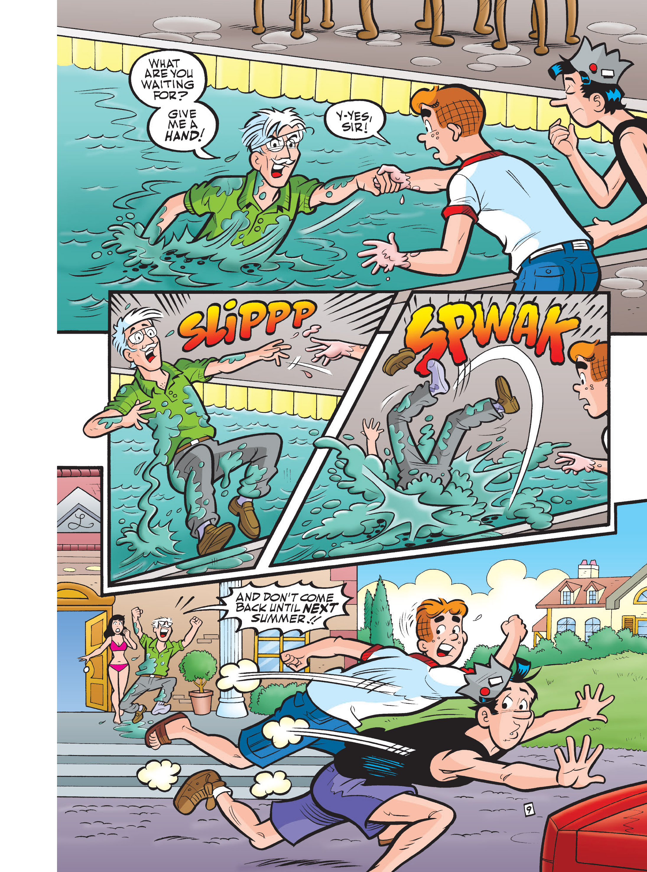 Read online Archie 75th Anniversary Digest comic -  Issue #1 - 177
