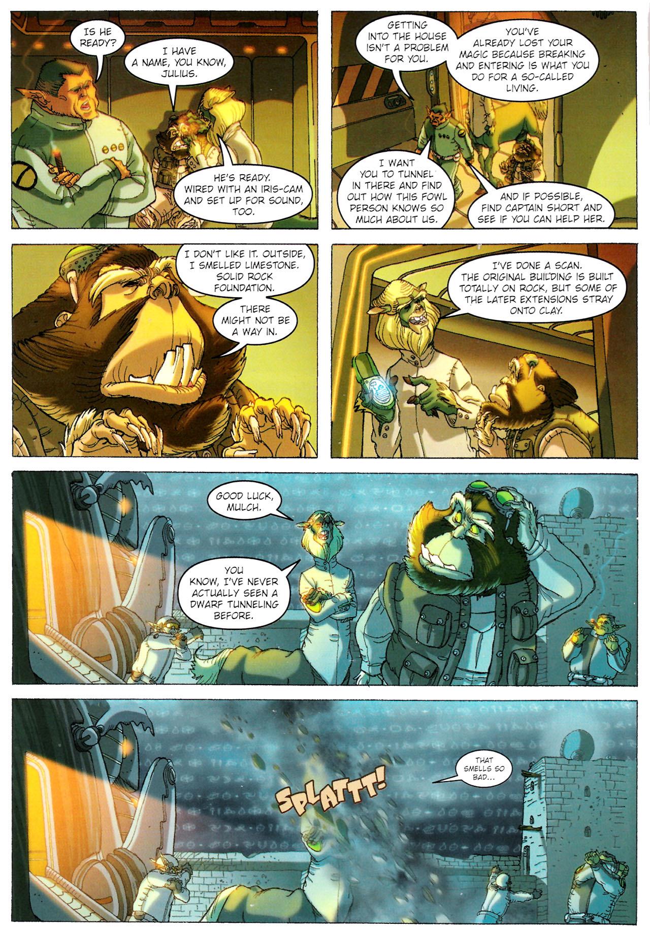 Read online Artemis Fowl: The Graphic Novel comic -  Issue #Artemis Fowl: The Graphic Novel Full - 73