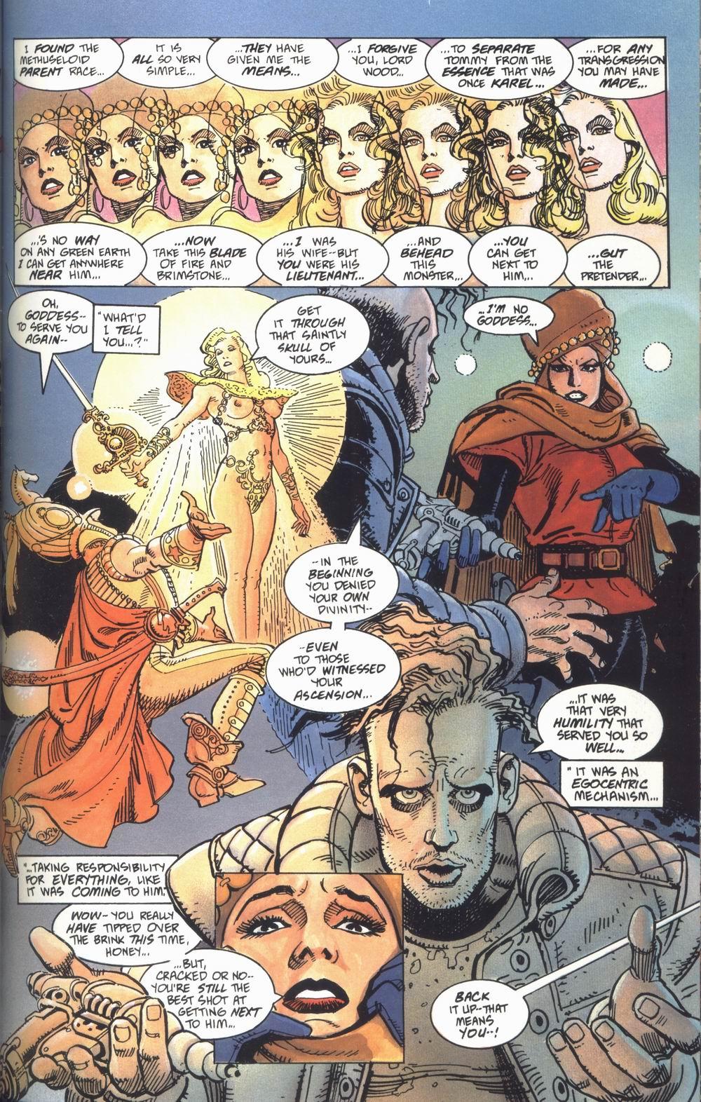 Read online Twilight comic -  Issue #3 - 34