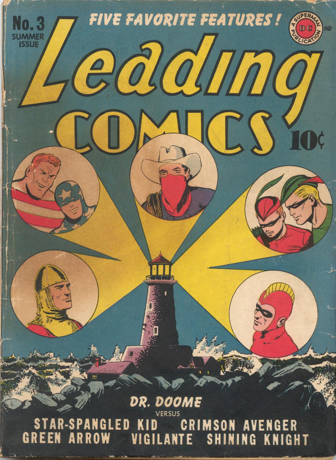 Leading Comics 3 Page 1