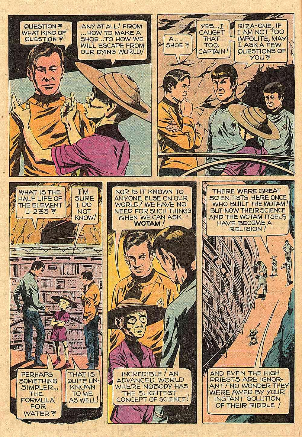 Star Trek (1967) issue 46 - Page 12