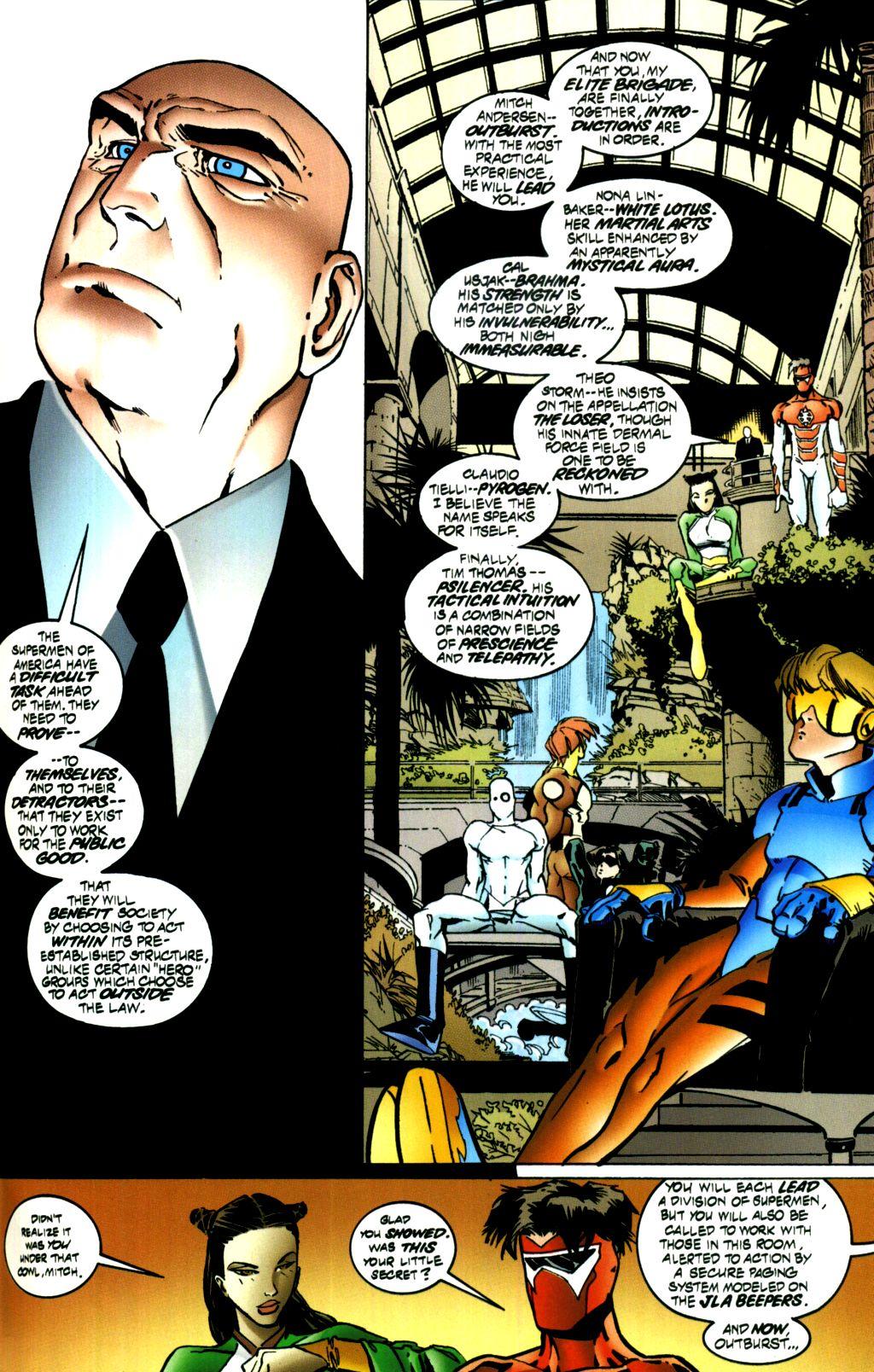 Read online Supermen of America comic -  Issue # Full - 29