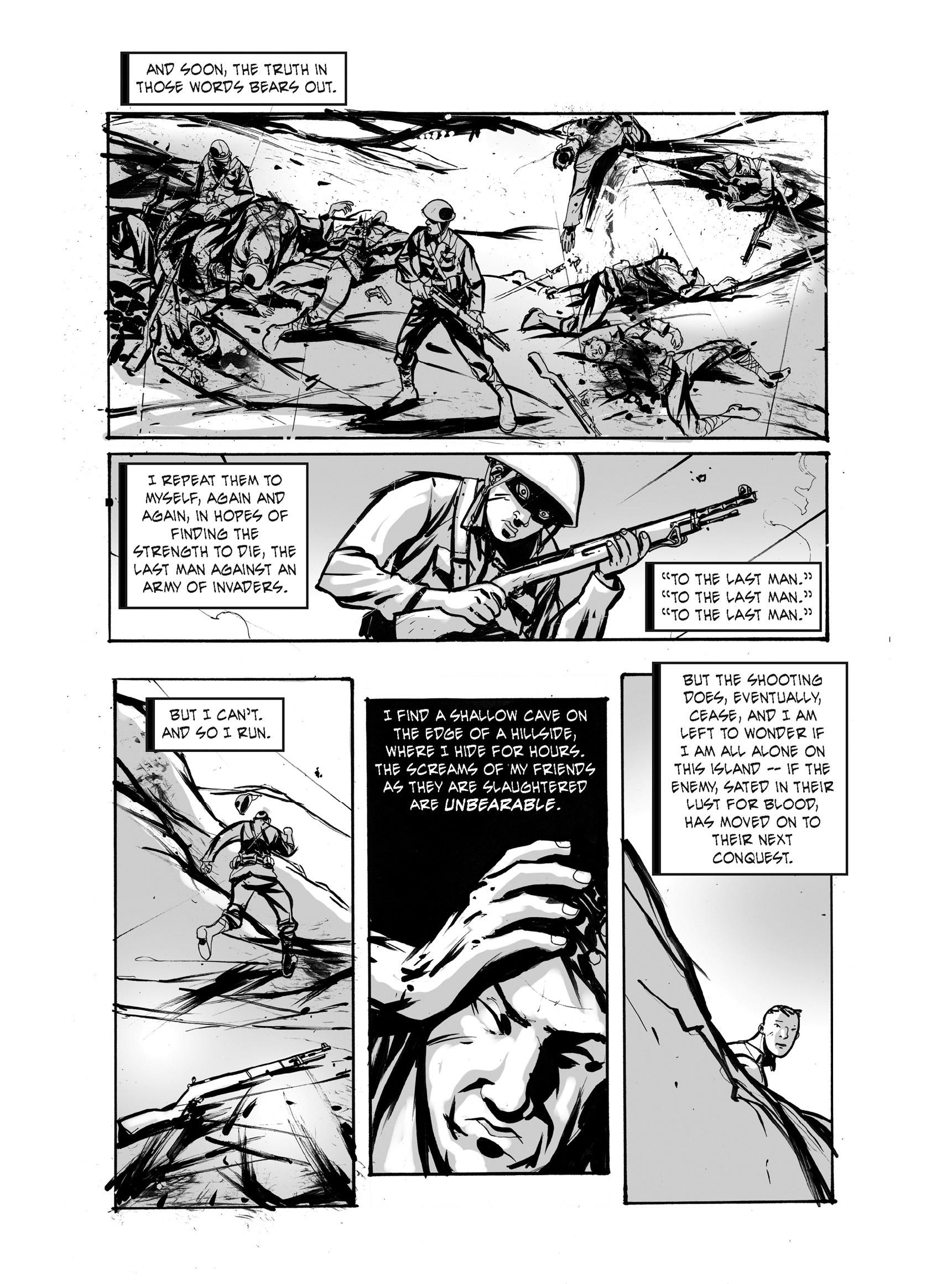 Read online FUBAR comic -  Issue #3 - 294